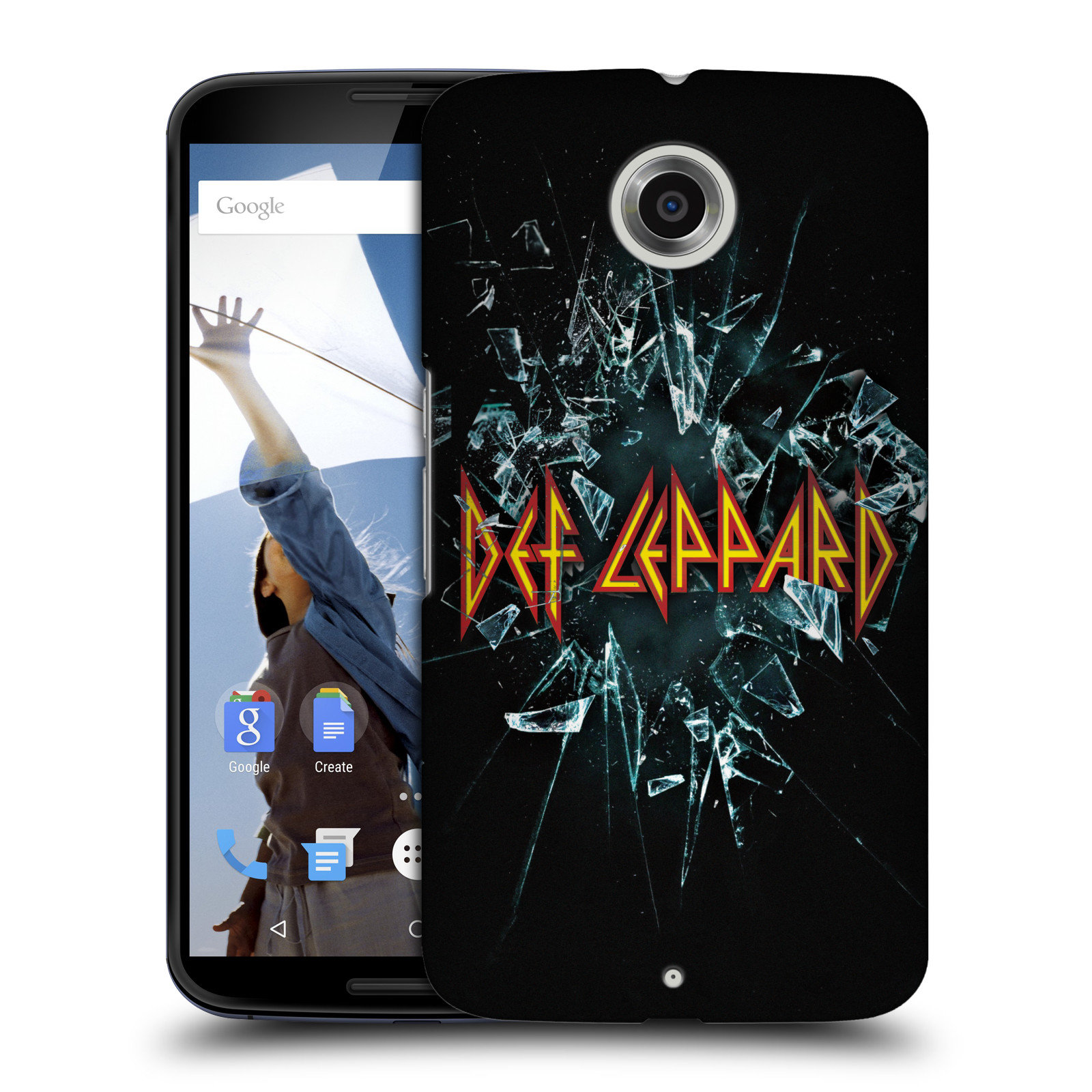 OFFICIAL-DEF-LEPPARD-ALBUMS-HARD-BACK-CASE-FOR-MOTOROLA-PHONES-2