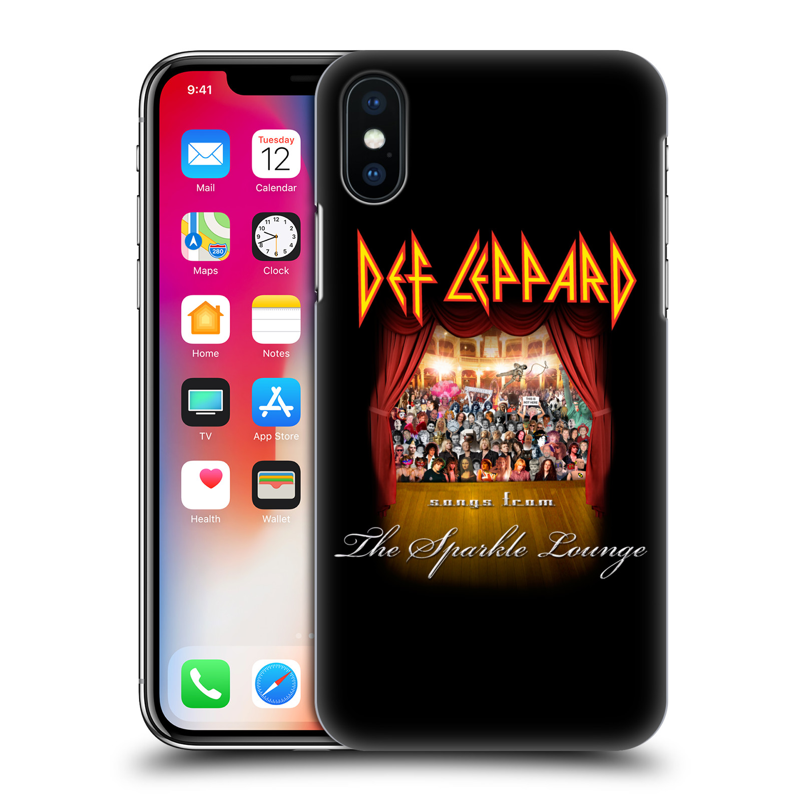 OFFICIAL-DEF-LEPPARD-ALBUMS-HARD-BACK-CASE-FOR-APPLE-iPHONE-PHONES
