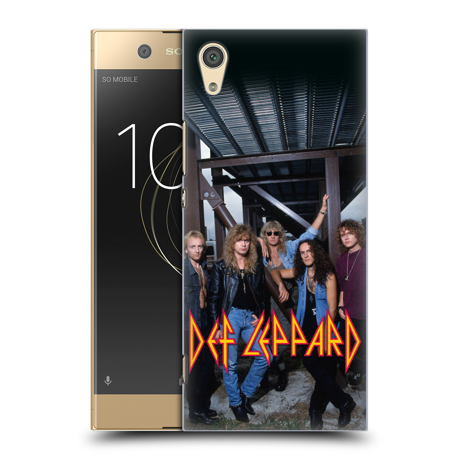 OFFICIAL-DEF-LEPPARD-PHOTOS-HARD-BACK-CASE-FOR-SONY-PHONES-1