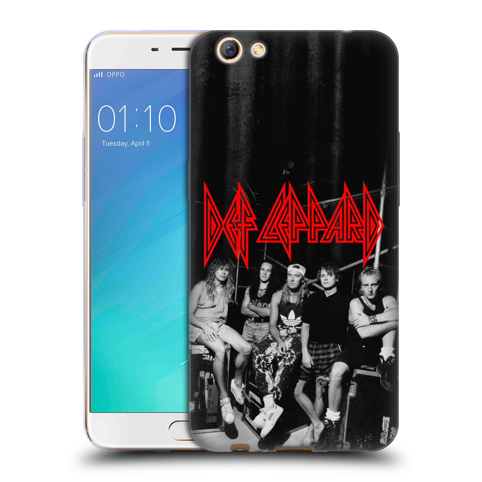 OFFICIAL-DEF-LEPPARD-PHOTOS-SOFT-GEL-CASE-FOR-OPPO-PHONES