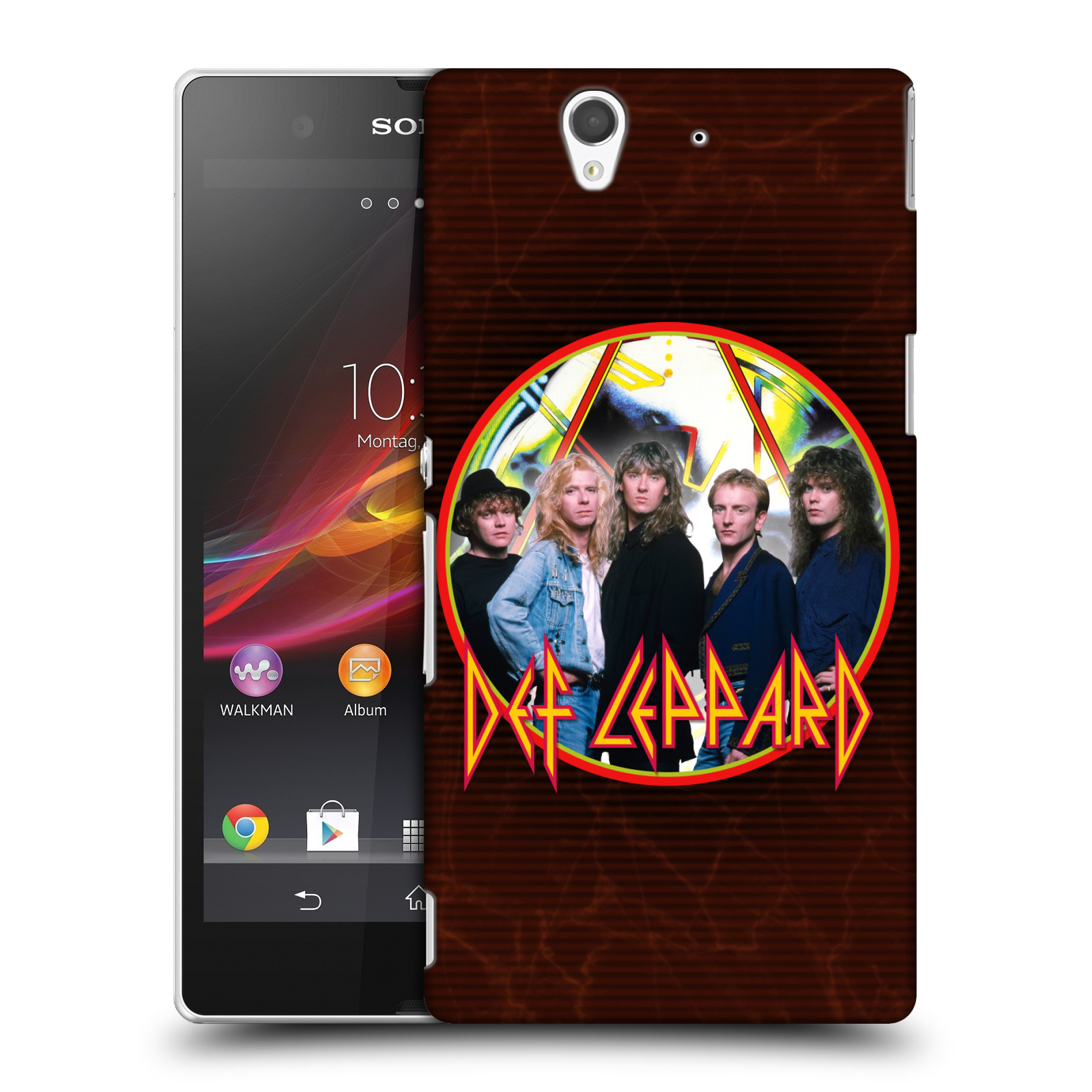 OFFICIAL-DEF-LEPPARD-PHOTOS-HARD-BACK-CASE-FOR-SONY-PHONES-3