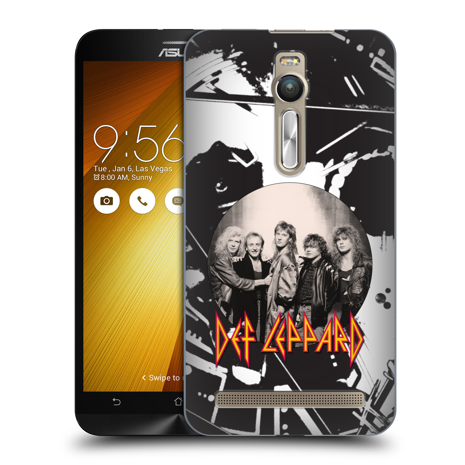 OFFICIAL-DEF-LEPPARD-PHOTOS-HARD-BACK-CASE-FOR-ASUS-ZENFONE-PHONES