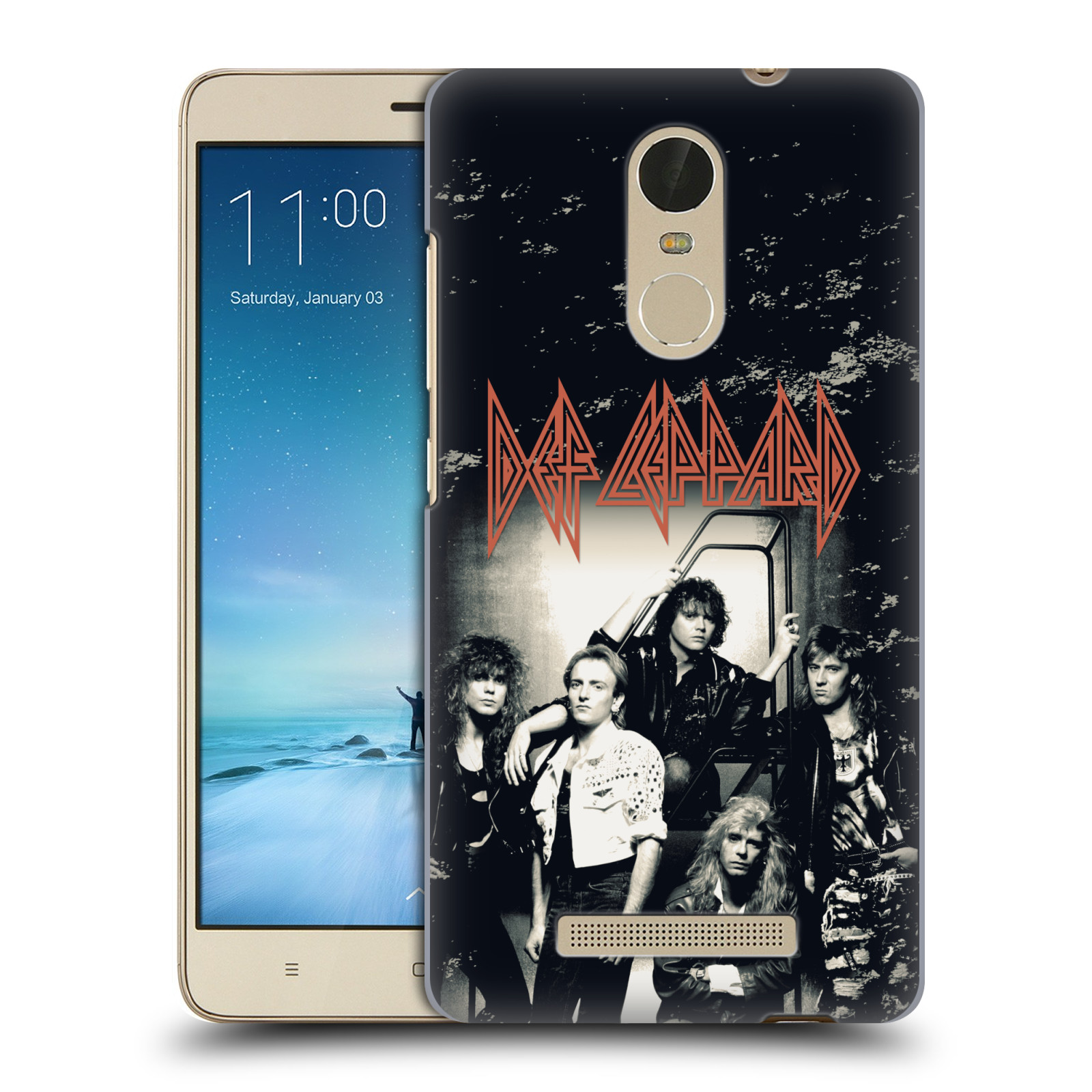 OFFICIAL-DEF-LEPPARD-PHOTOS-HARD-BACK-CASE-FOR-XIAOMI-PHONES