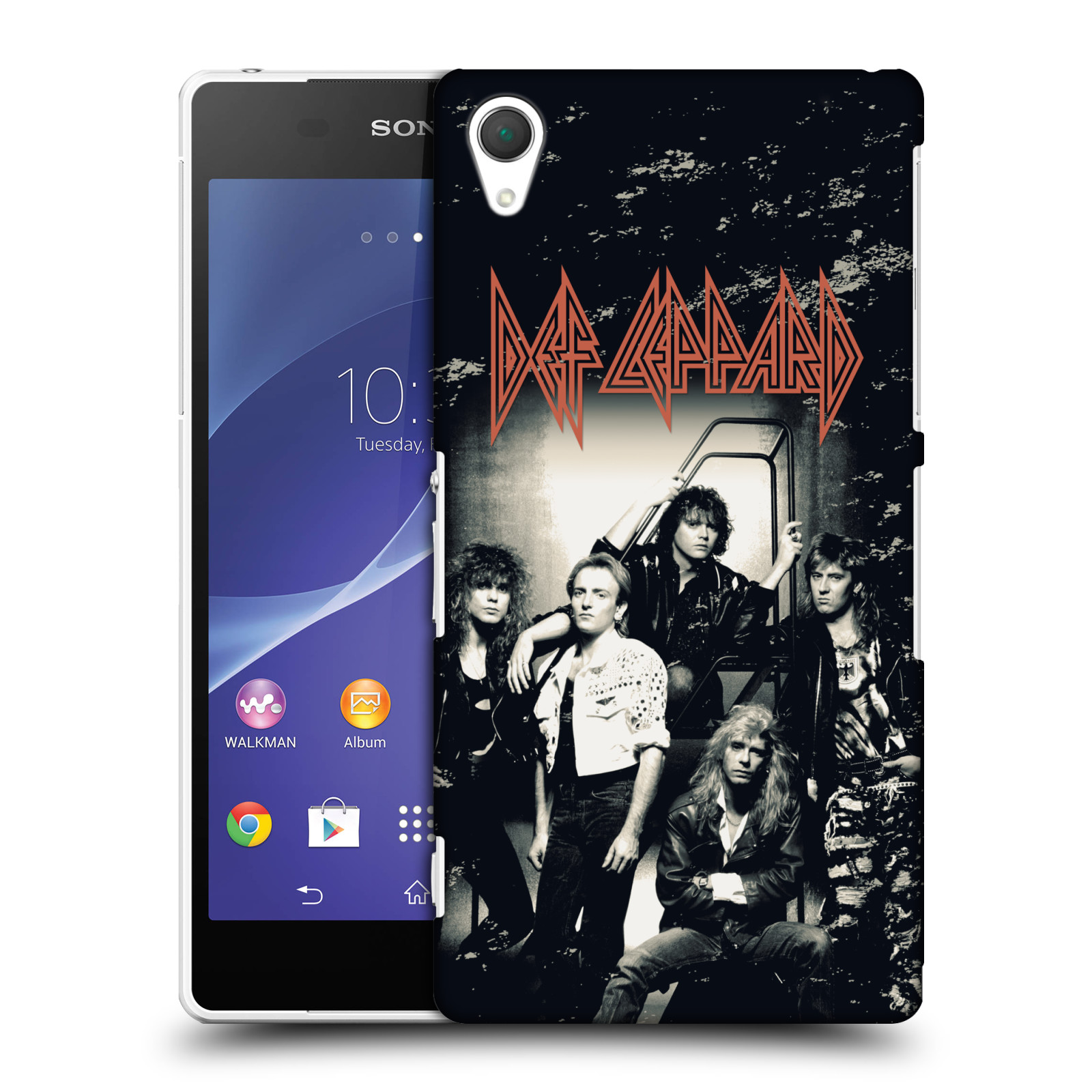 OFFICIAL-DEF-LEPPARD-PHOTOS-HARD-BACK-CASE-FOR-SONY-PHONES-2