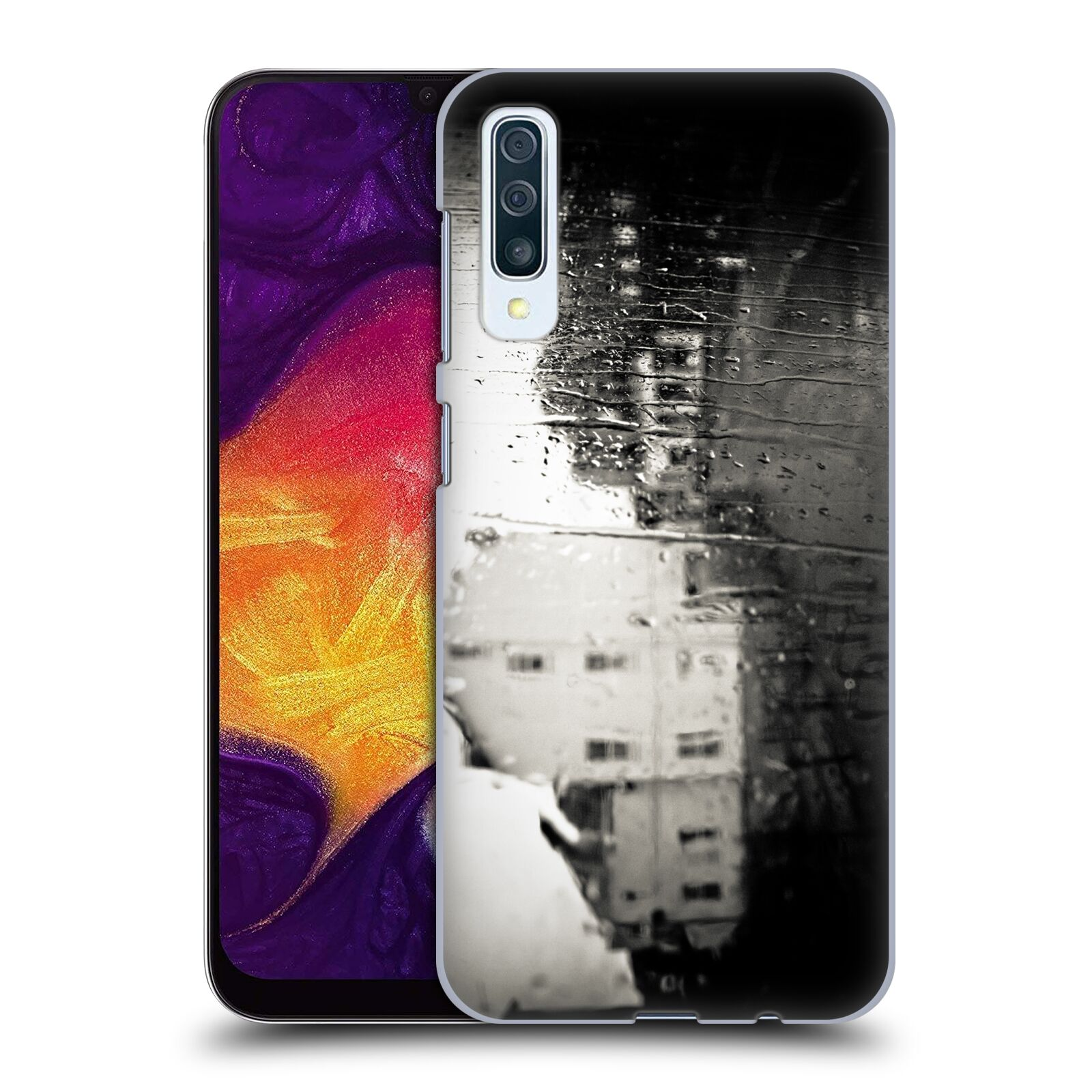 Official Dorit Fuhg City Street Life Proximity Case for Samsung Galaxy A50s (2019)