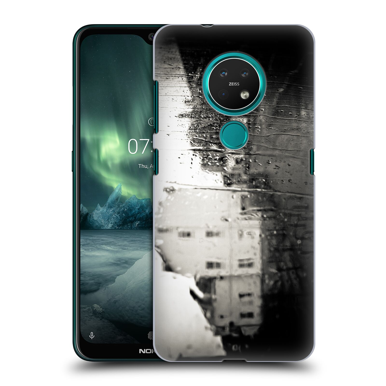 Official Dorit Fuhg City Street Life Proximity Case for Nokia 7.2
