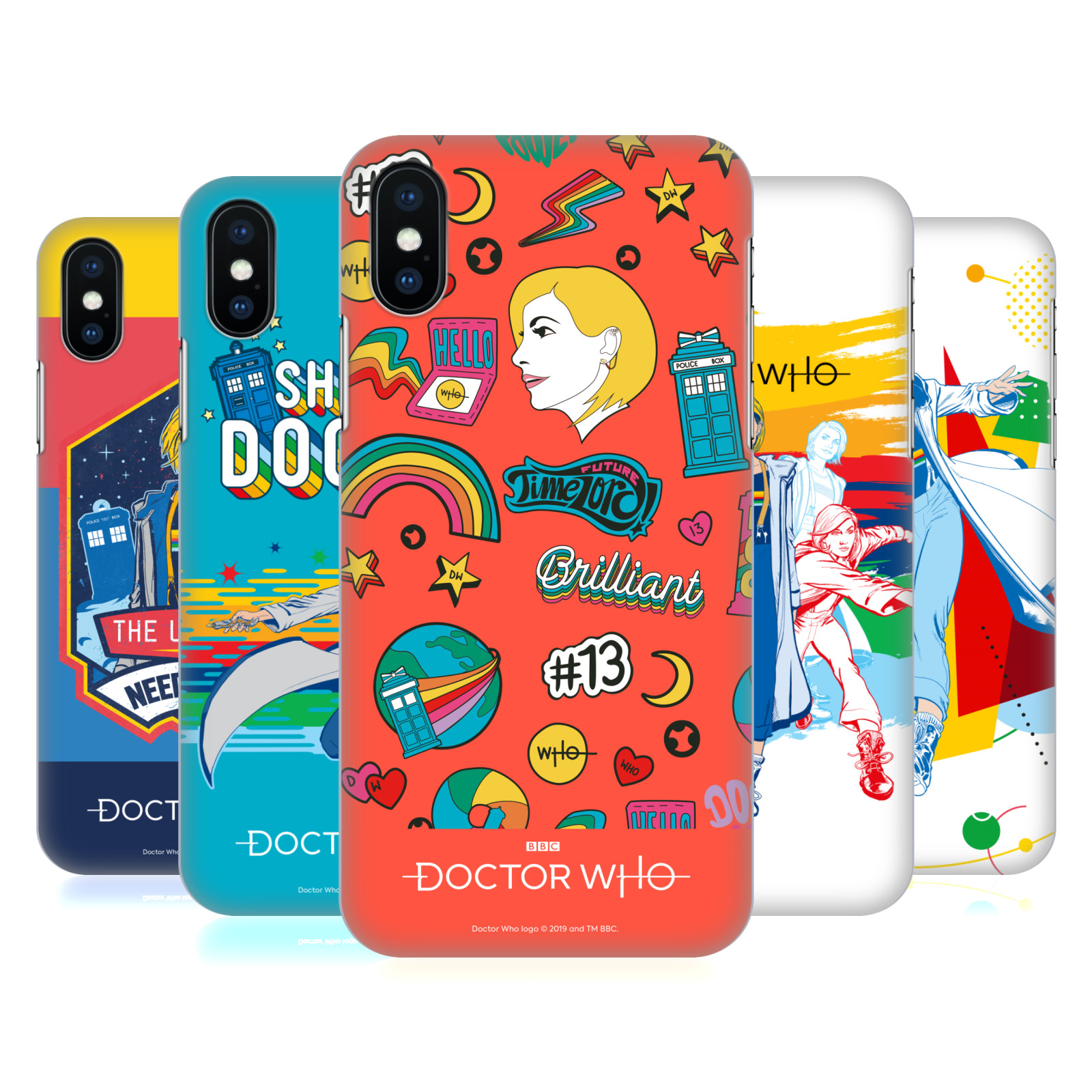doctor who time travel quote 2 iphone case
