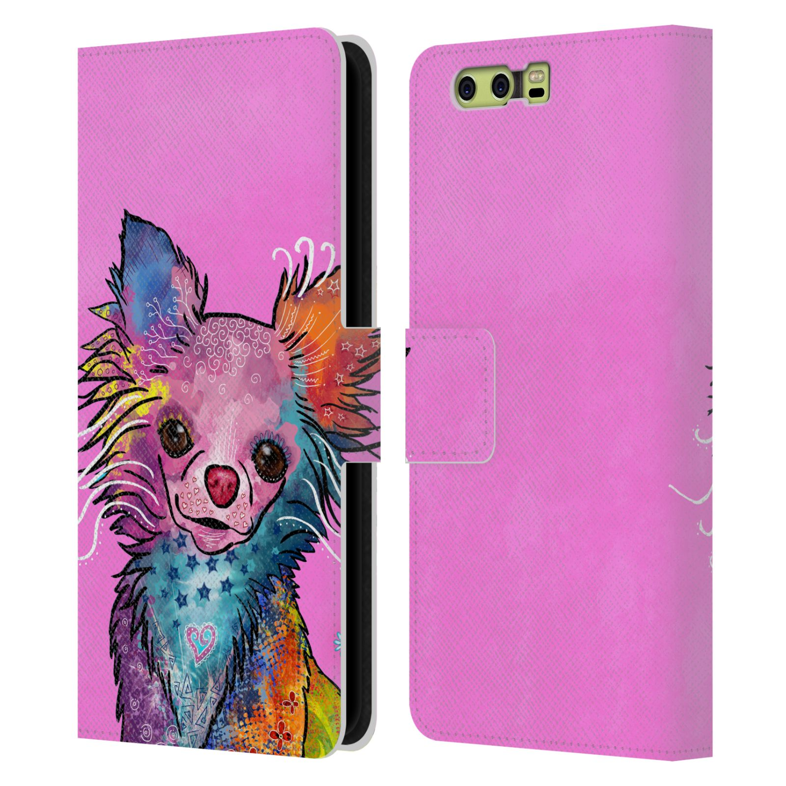 OFFICIAL-DUIRWAIGH-ANIMALS-LEATHER-BOOK-WALLET-CASE-COVER-FOR-HUAWEI-PHONES