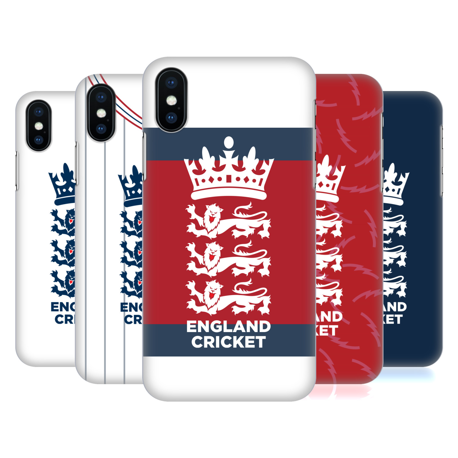 England and Wales Cricket Board 2018/19 Crest