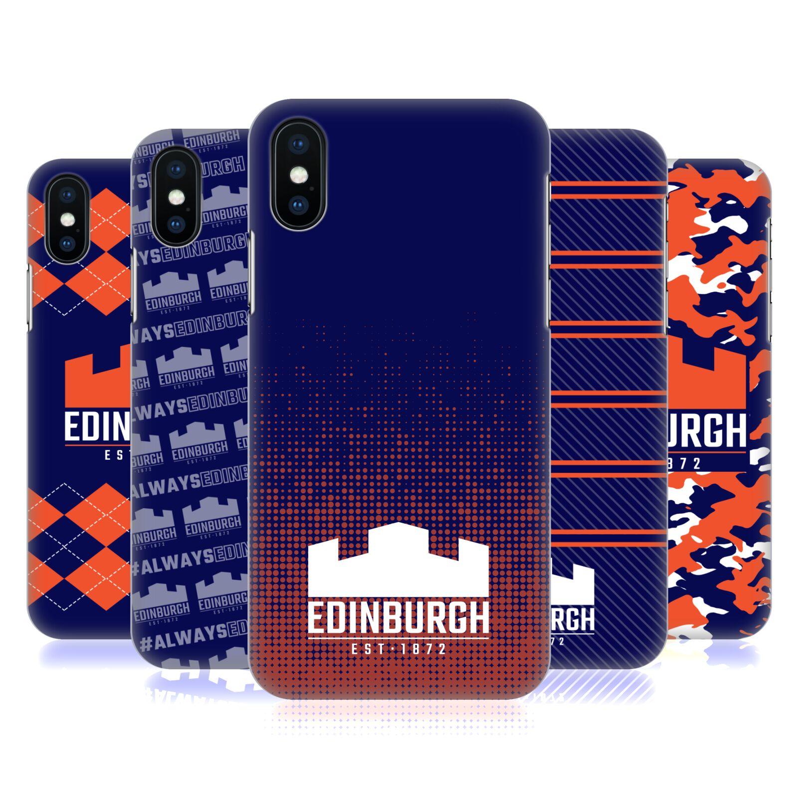 Edinburgh Rugby 2018/19 Logo