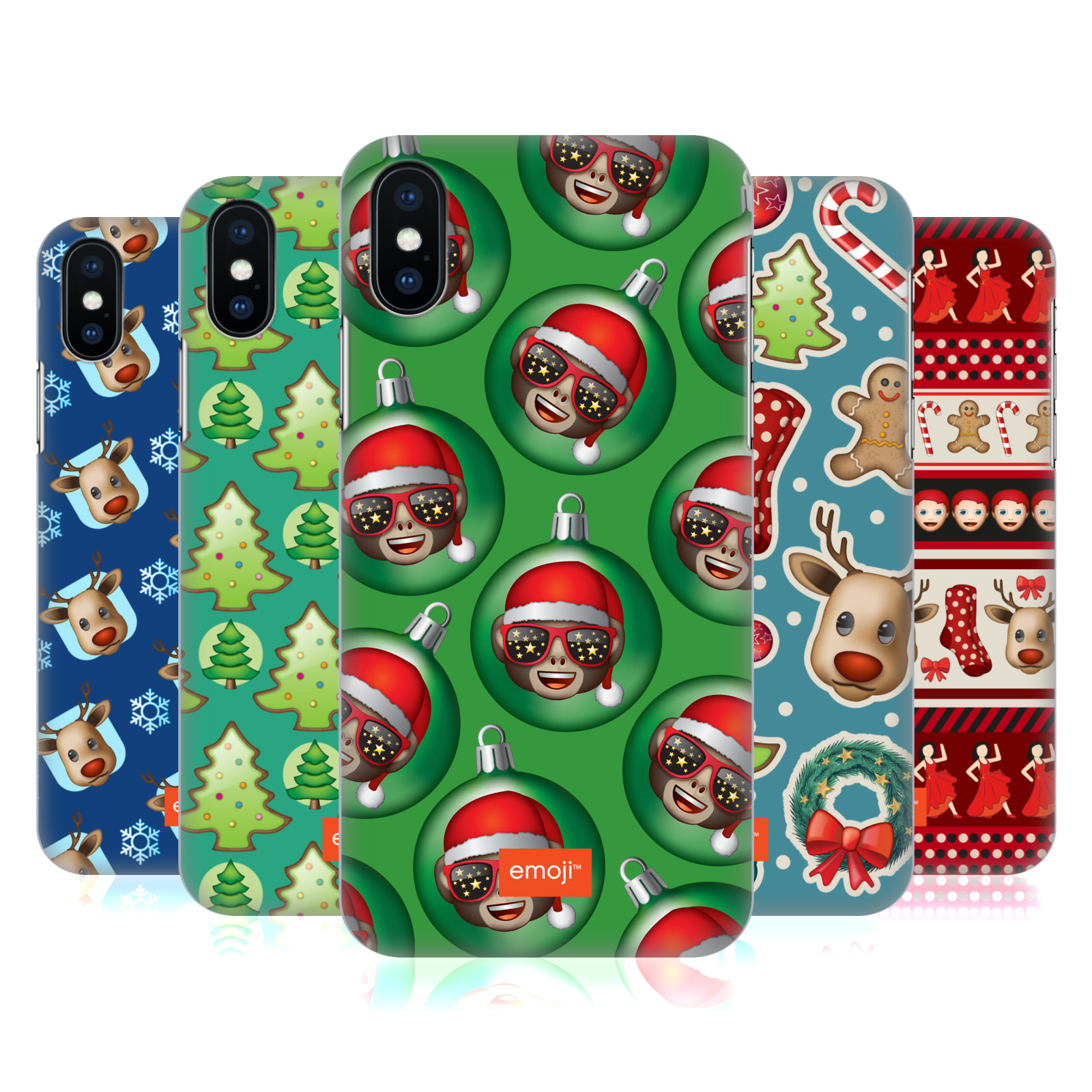 emoji® Christmas Patterns