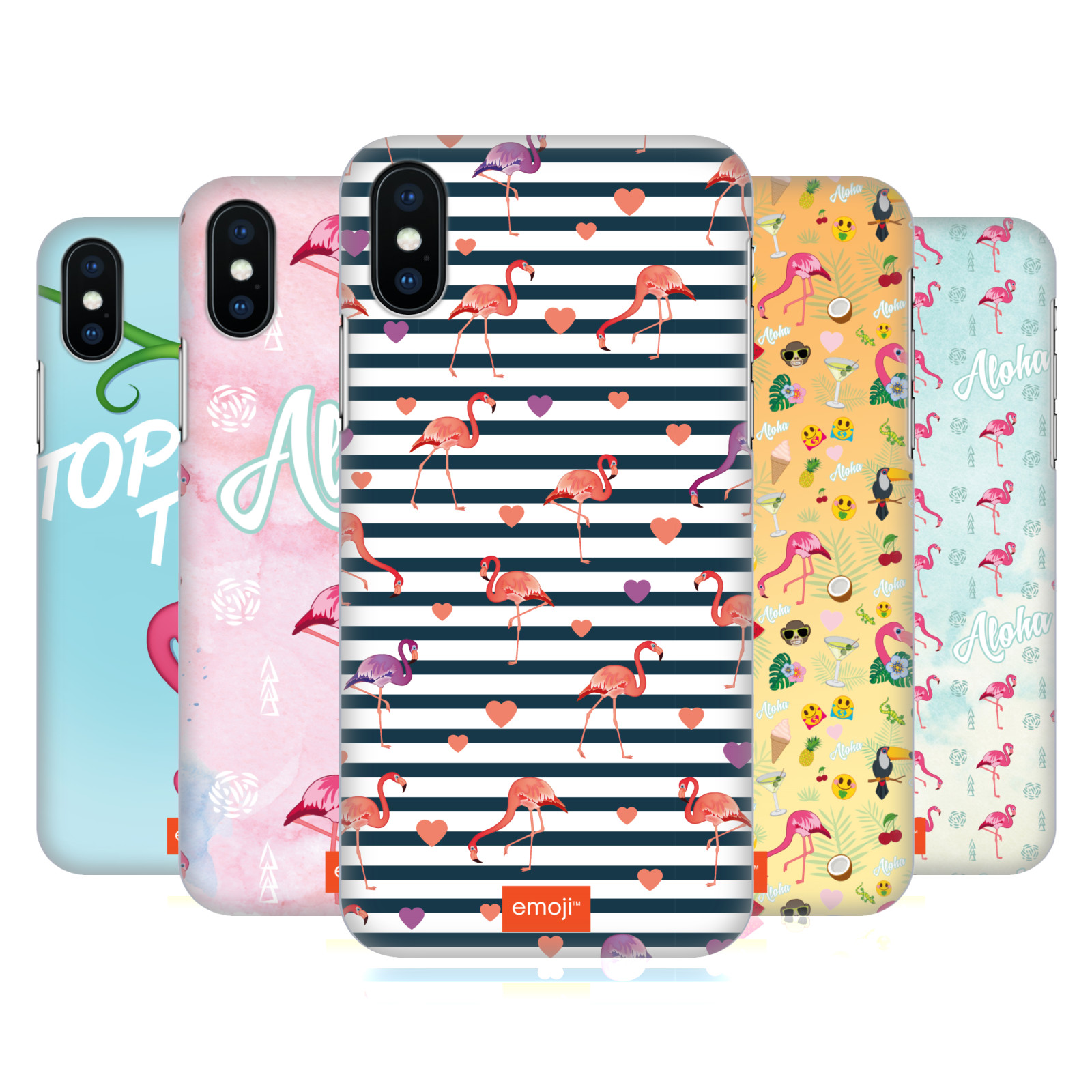 emoji® Flamingos