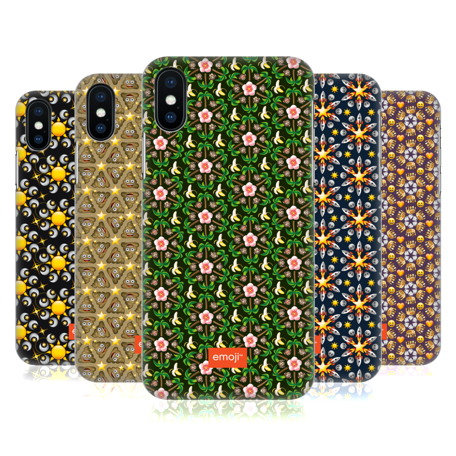 emoji® Floral Patterns