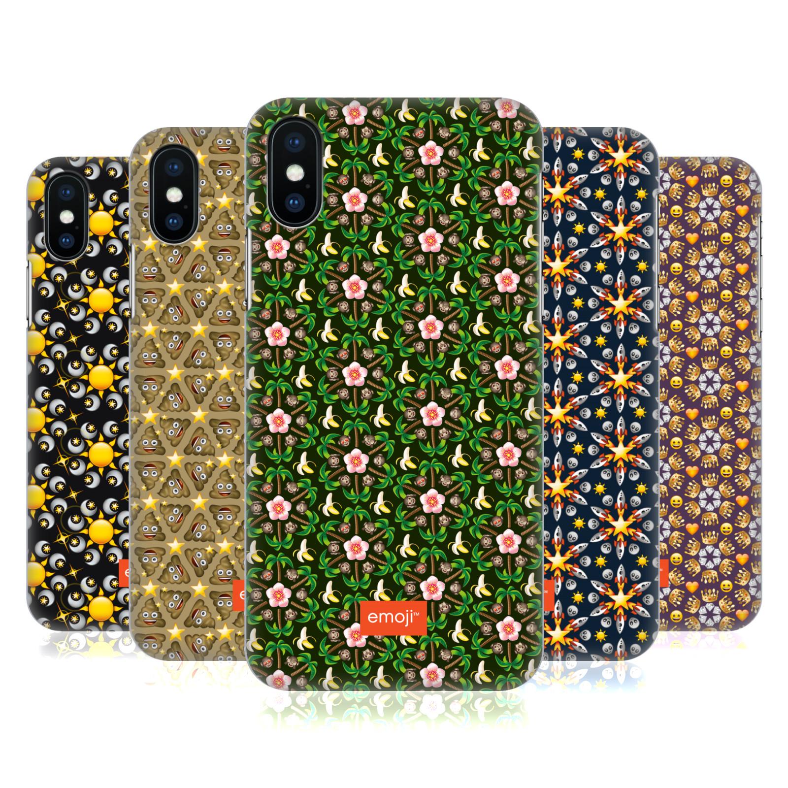Emoji Floral Patterns