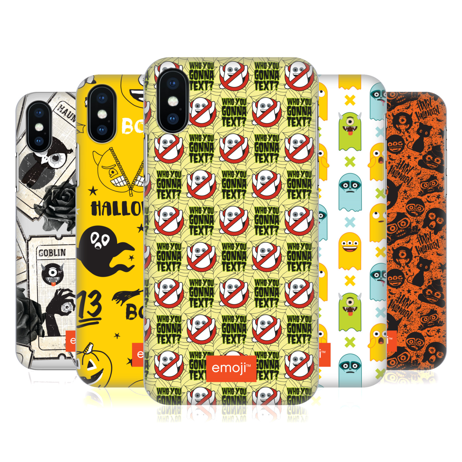 emoji® Halloween Patterns