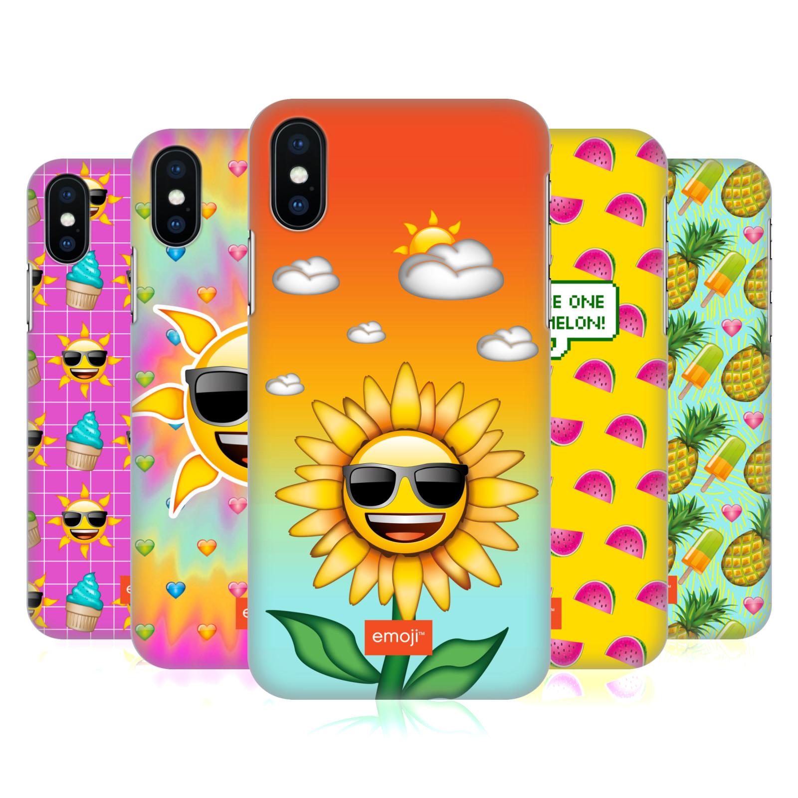 Emoji Happy Summer
