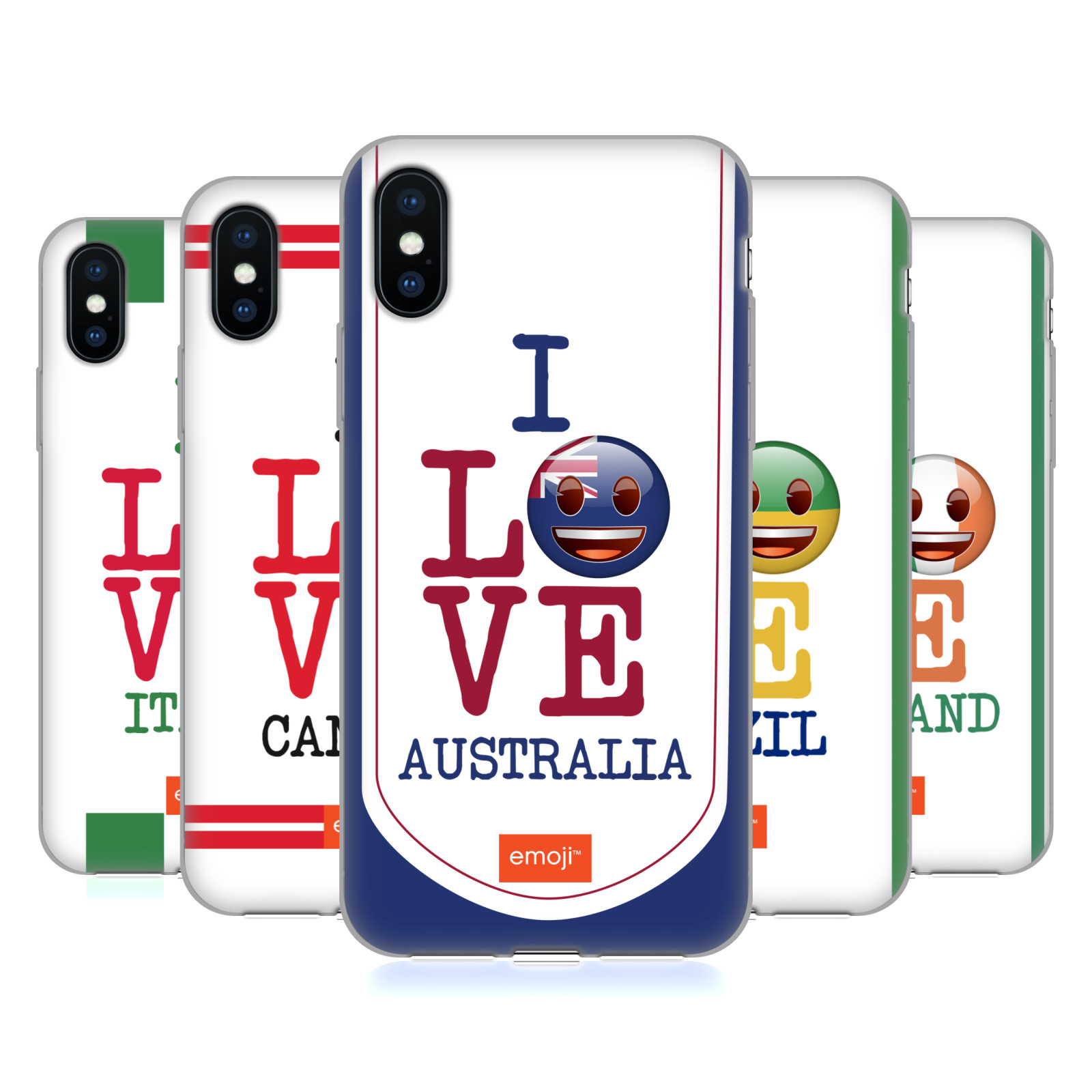 Official emoji® I Love My Country