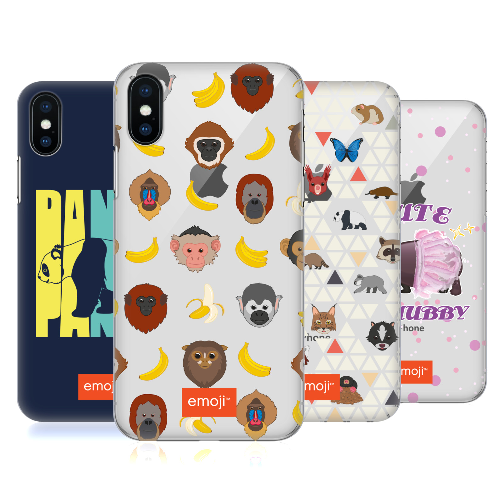 Official emoji® Monkeys And Animals