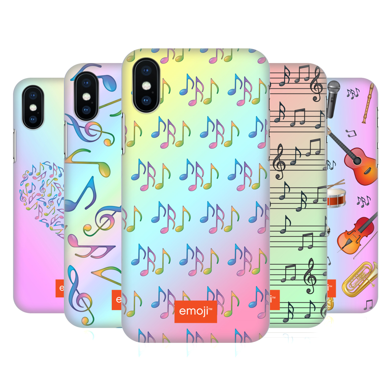 Emoji Music Patterns