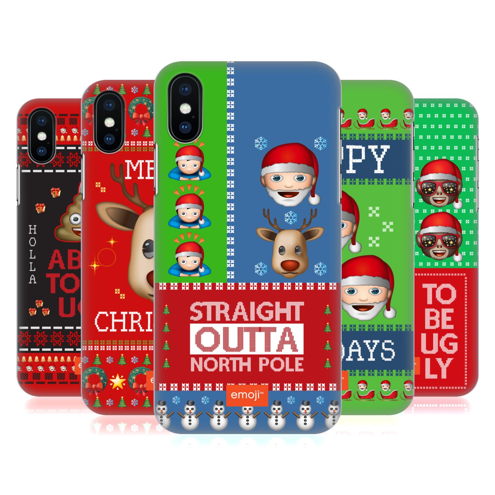 Emoji Ugly Christmas