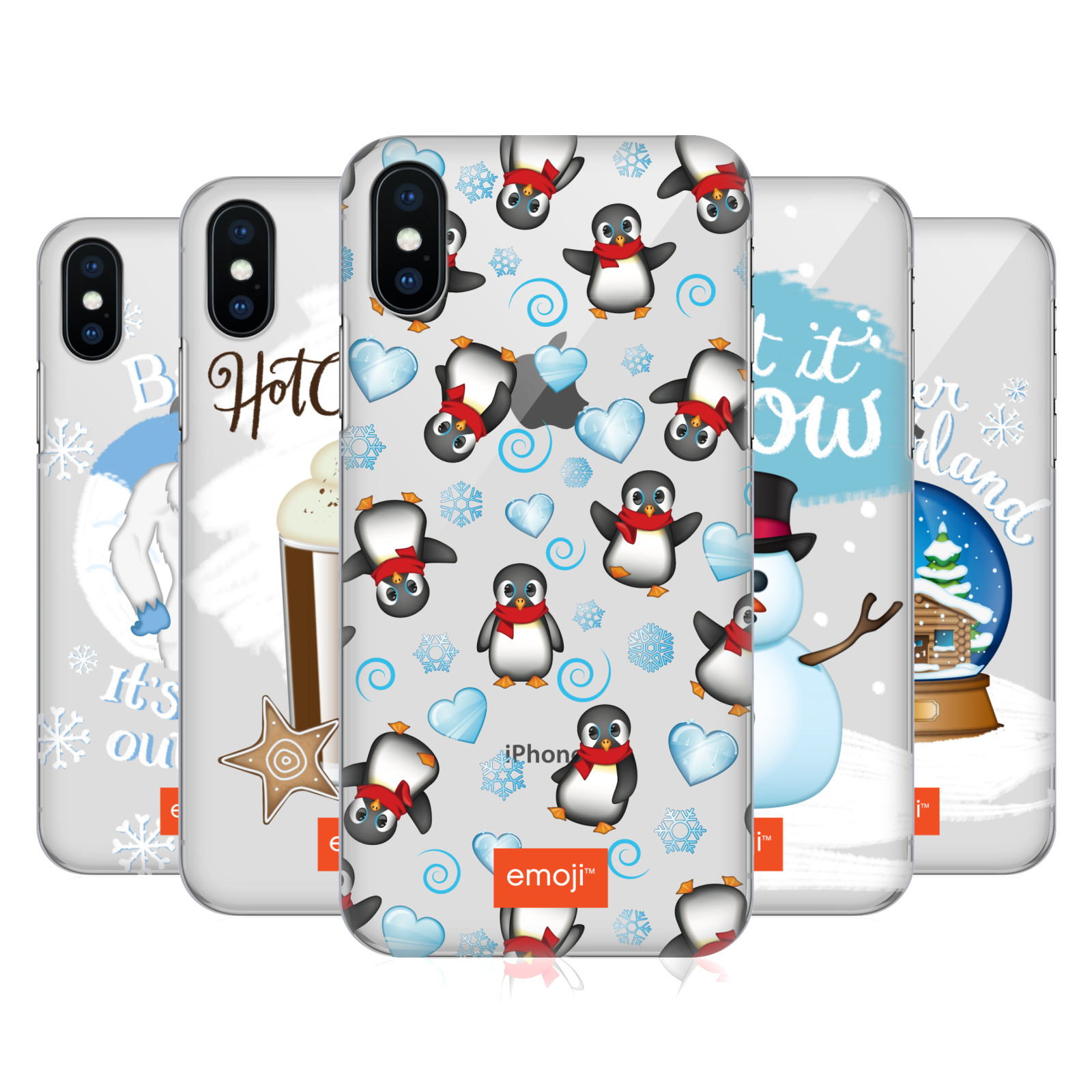 emoji® Winter Wonderland