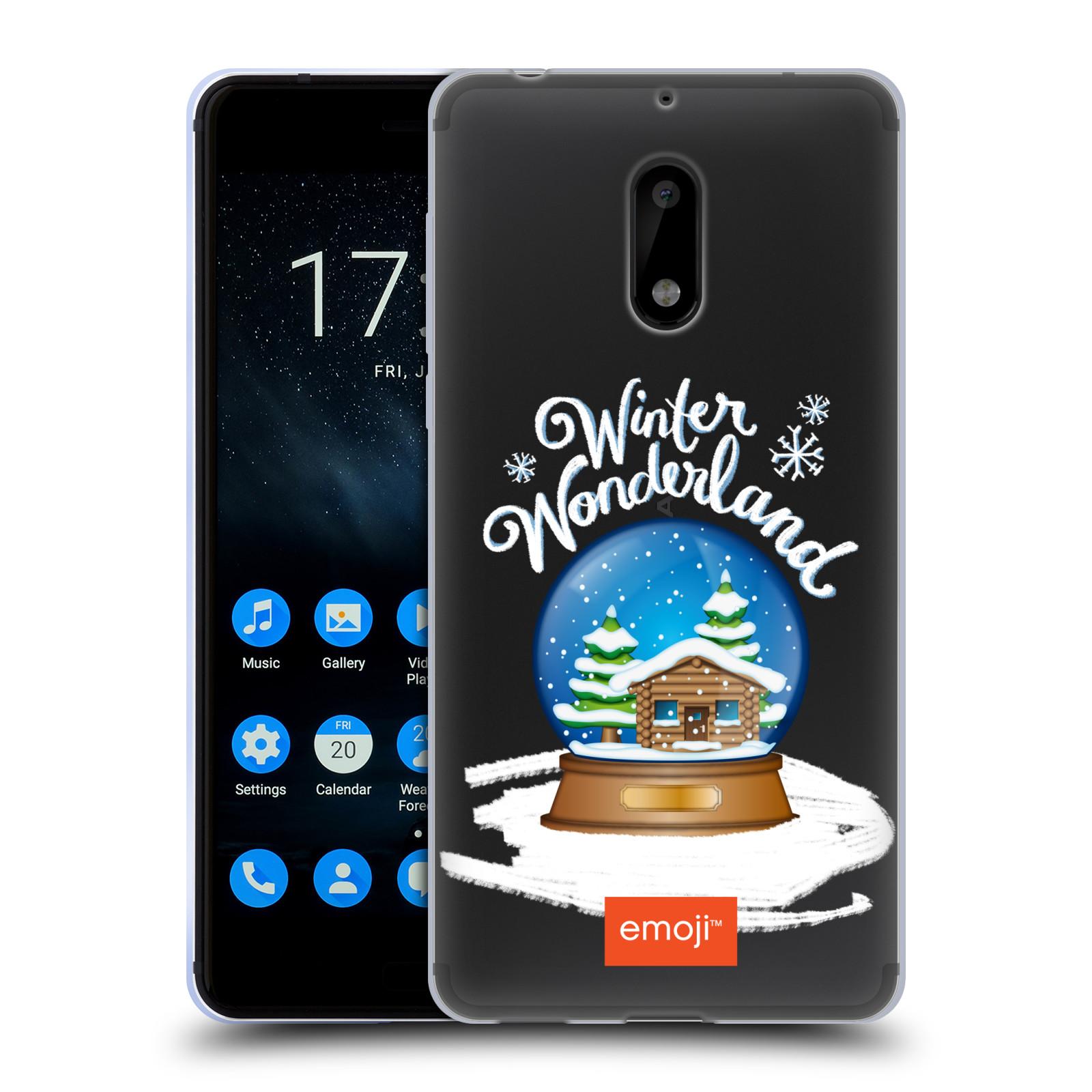 OFFICIAL-EMOJI-WINTER-WONDERLAND-SOFT-GEL-CASE-FOR-NOKIA-PHONES-1