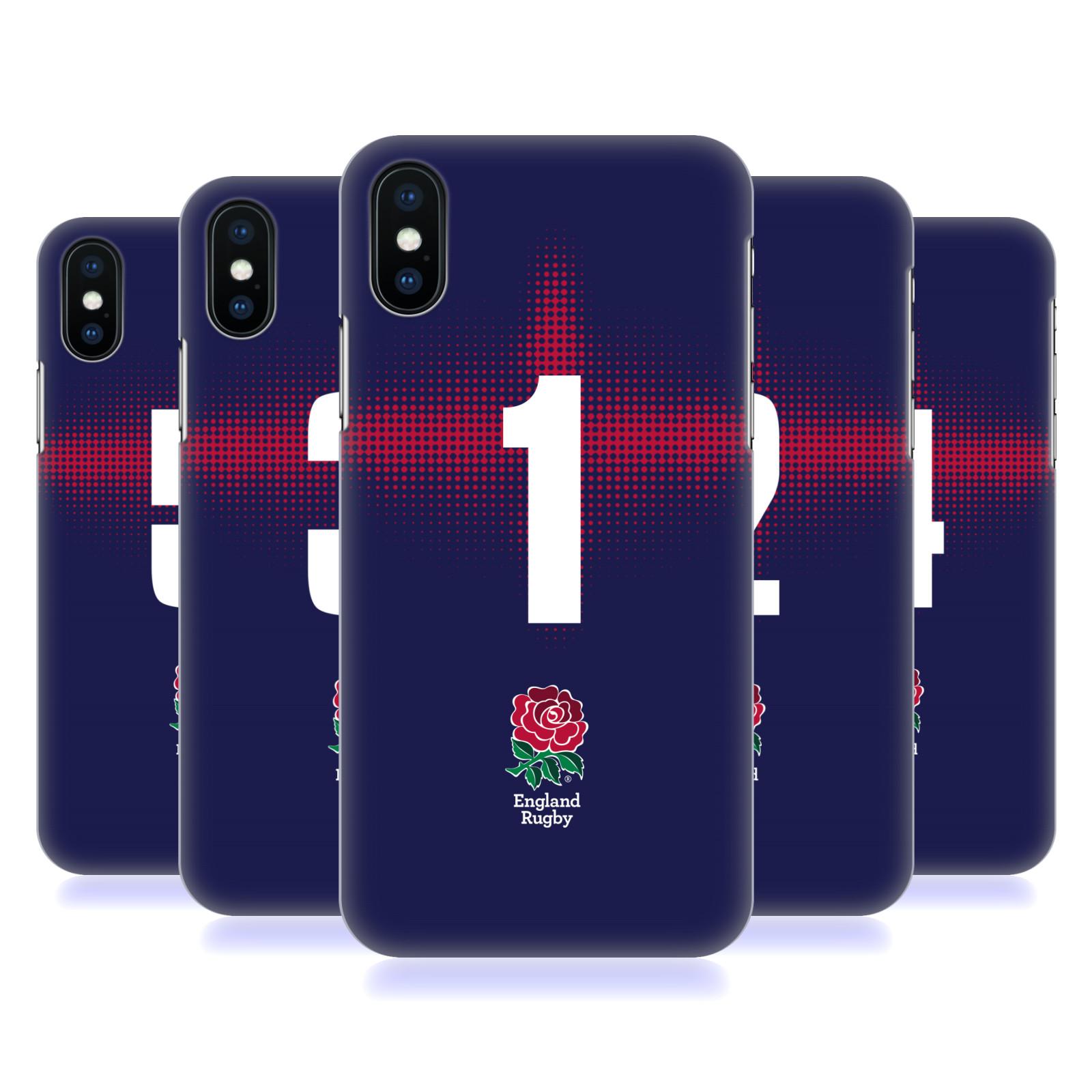 England Rugby Union 2016/17 Alternate Kit