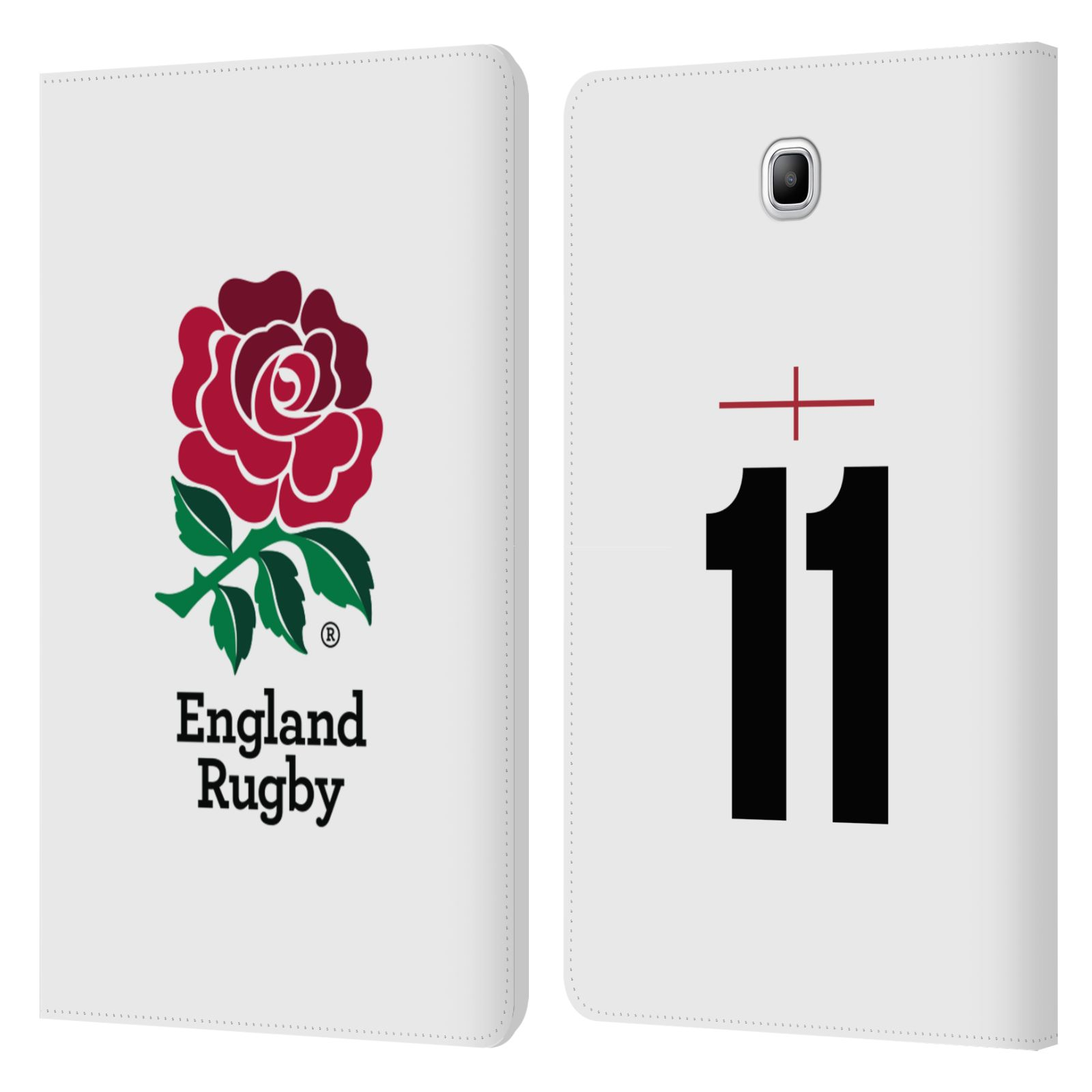 ENGLAND-RUGBY-UNION-2016-17-HOME-KIT-LEATHER-BOOK-CASE-FOR-SAMSUNG-TABLETS