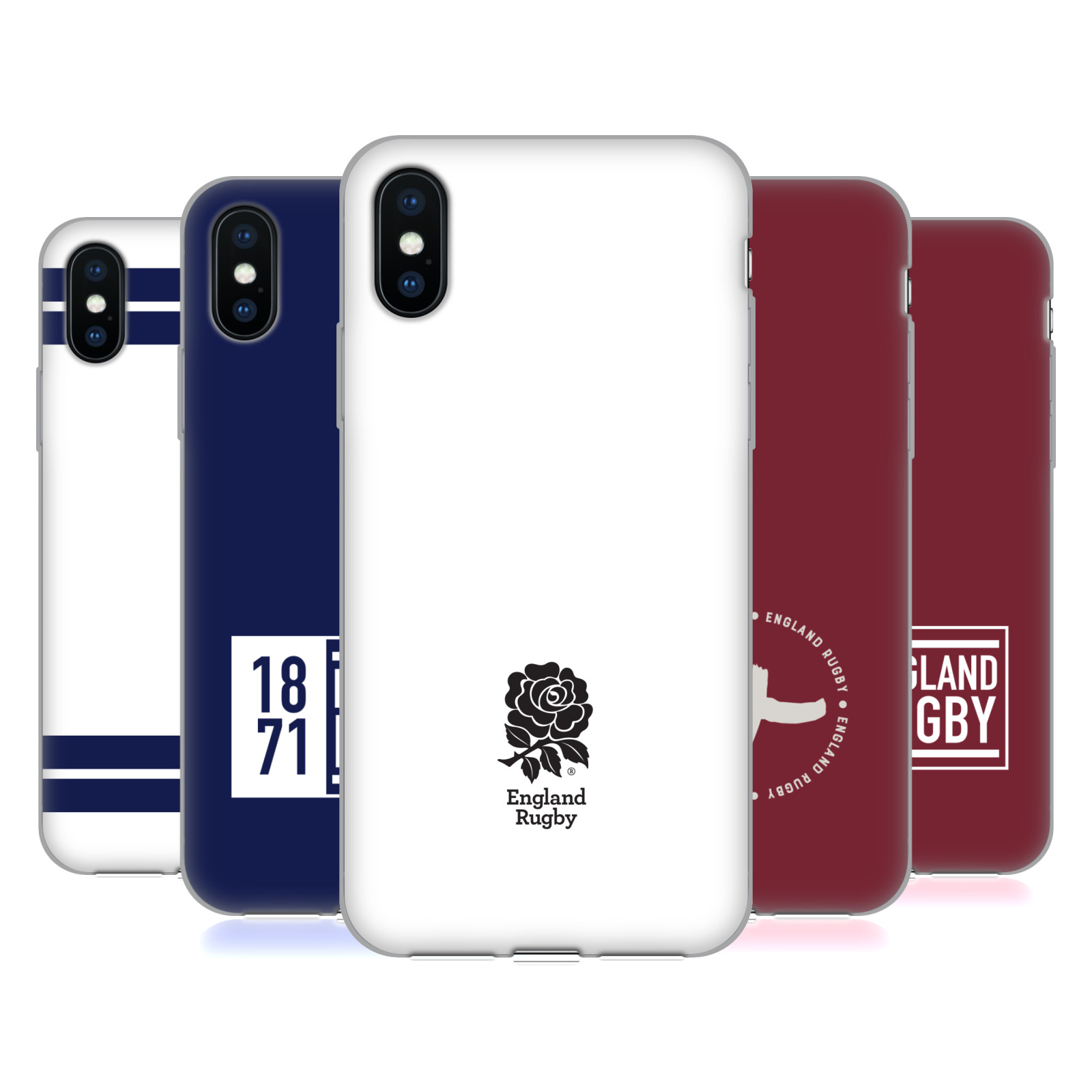 England Rugby Union <!--translate-lineup-->2017/18 Stripes And Badges<!--translate-lineup-->