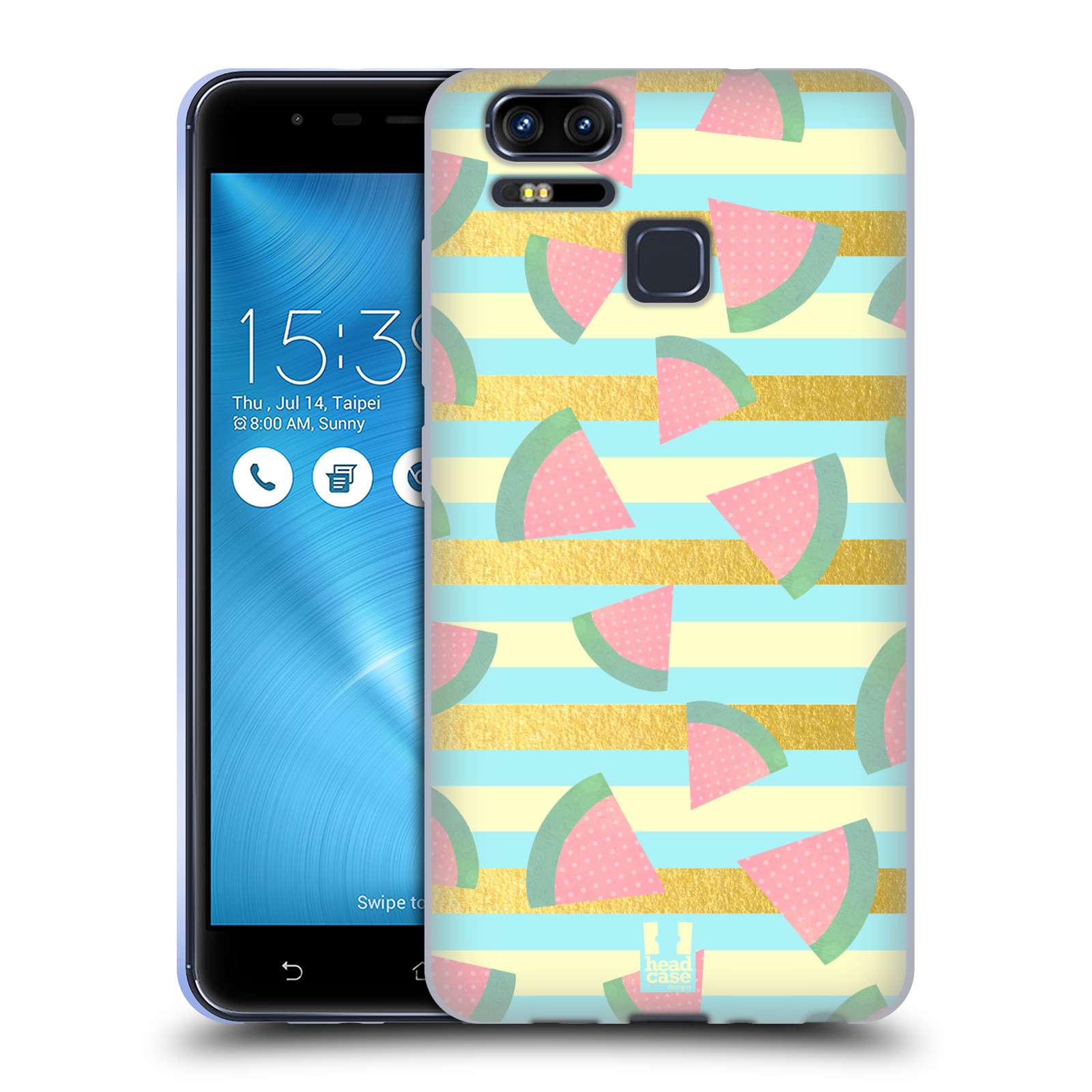 HEAD-CASE-DESIGNS-FANCY-SWEET-PATTERNS-GEL-CASE-FOR-ASUS-ZENFONE-3-ZOOM-ZE553KL