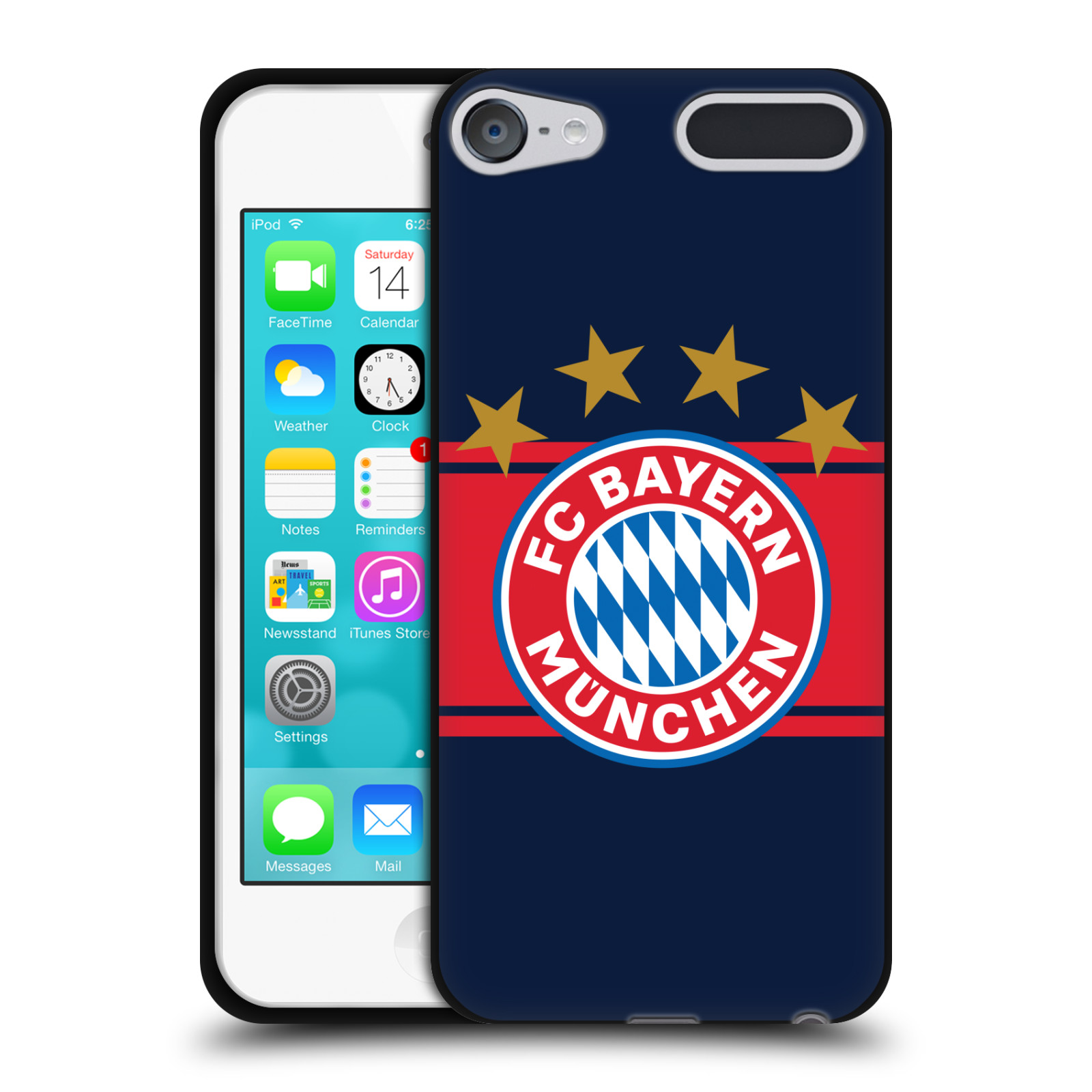 OFFICIAL-FC-BAYERN-MUNICH-2017-18-LOGO-KIT-BLACK-GEL-CASE-FOR-APPLE-iPOD-TOUCH