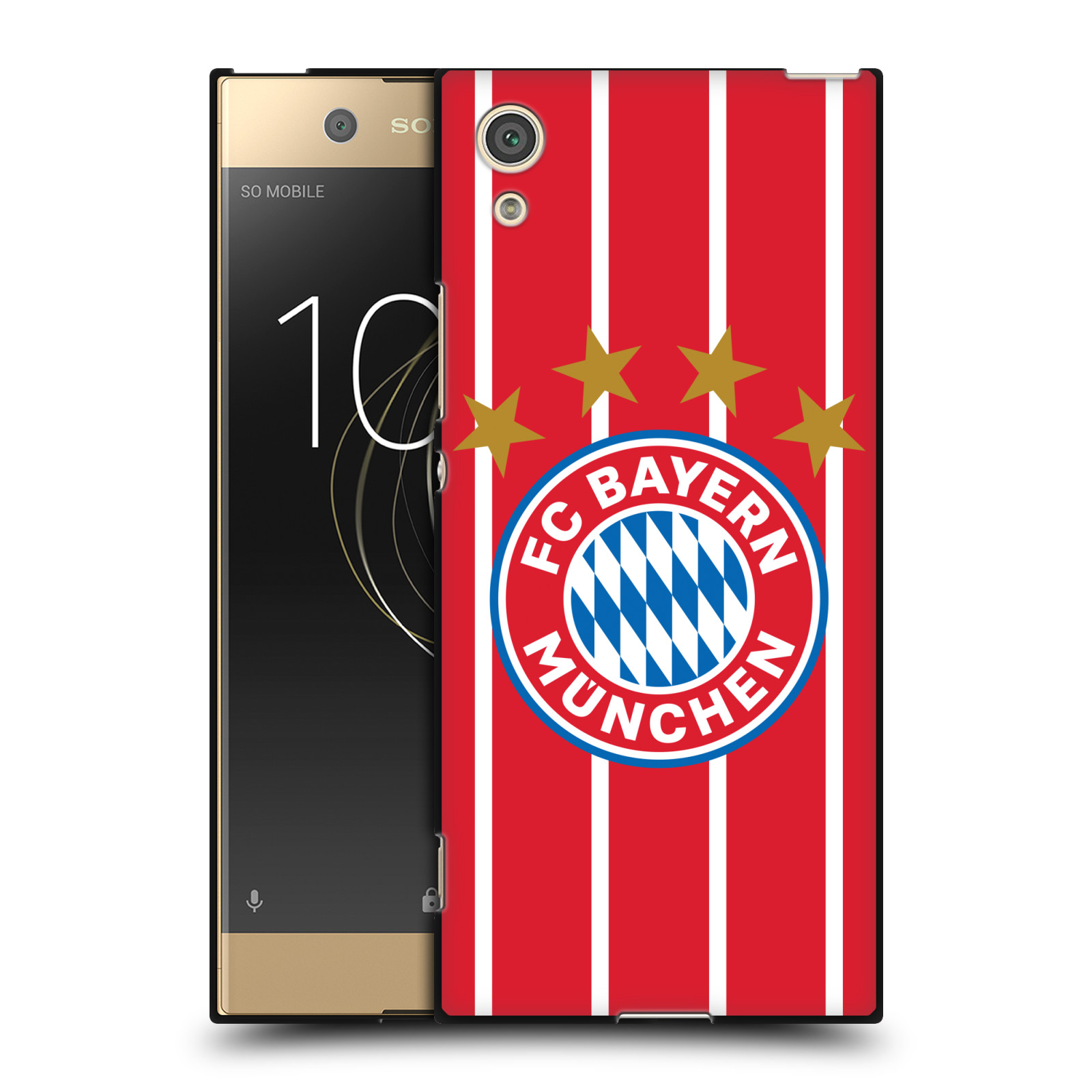 OFFICIAL-FC-BAYERN-MUNICH-2017-18-LOGO-KIT-BLACK-SOFT-GEL-CASE-FOR-SONY-PHONES