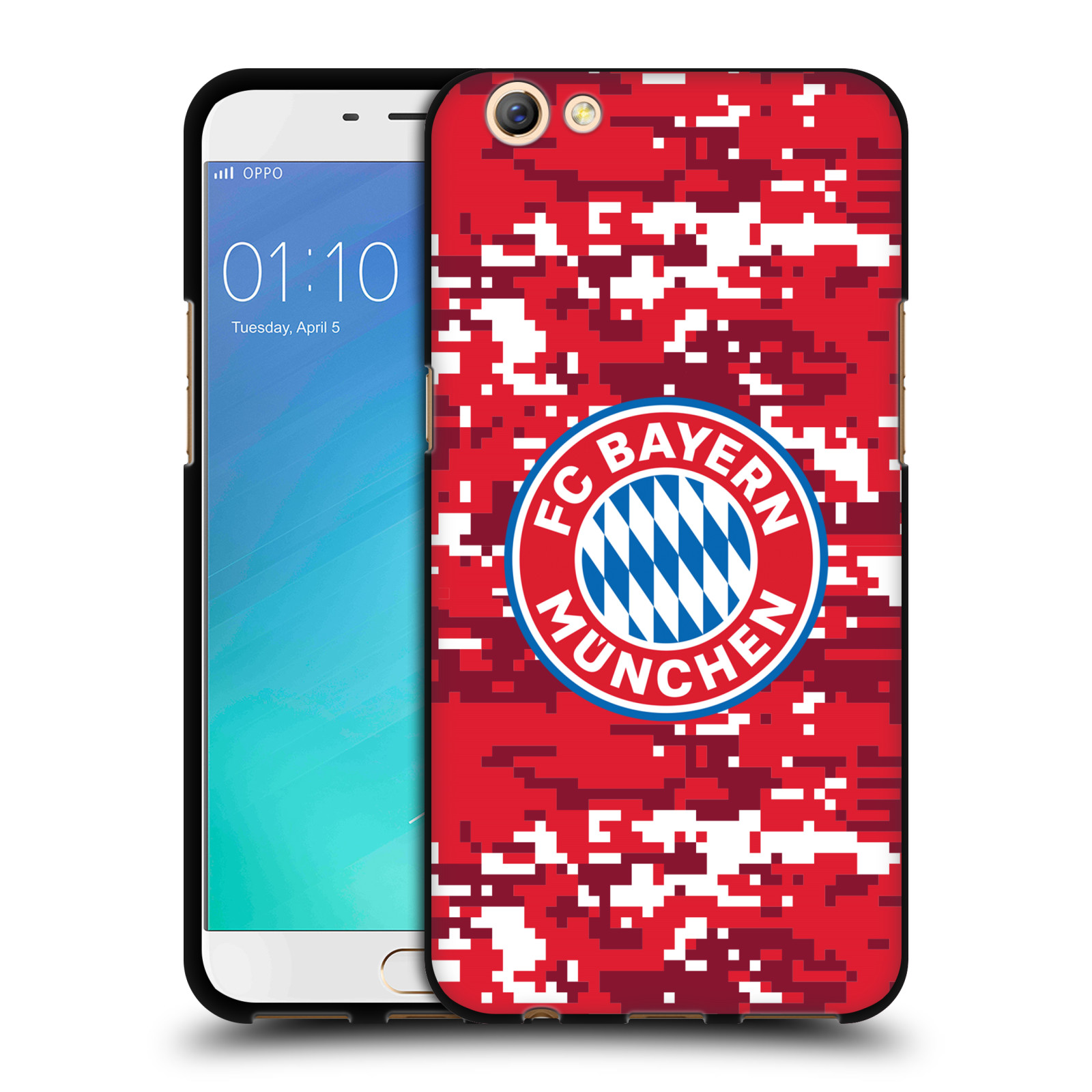 OFFICIAL-FC-BAYERN-MUNICH-2017-18-PATTERNS-BLACK-SOFT-GEL-CASE-FOR-OPPO-PHONES