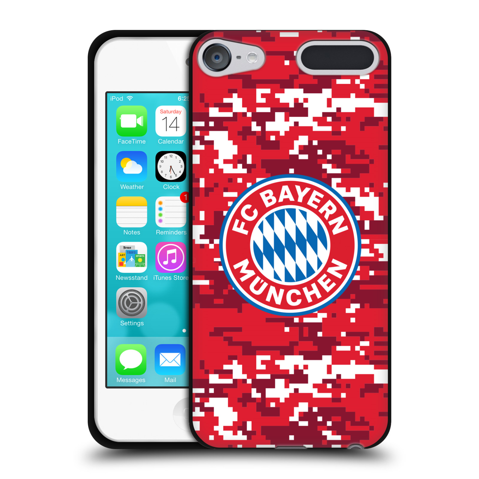 OFFICIAL-FC-BAYERN-MUNICH-2017-18-PATTERNS-BLACK-GEL-CASE-FOR-APPLE-iPOD-TOUCH