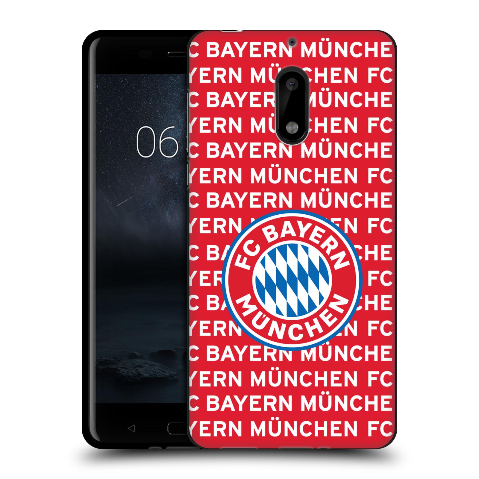 FC-BAYERN-MUNICH-2017-18-PATTERNS-BLACK-SOFT-GEL-CASE-FOR-MICROSOFT-NOKIA-PHONES