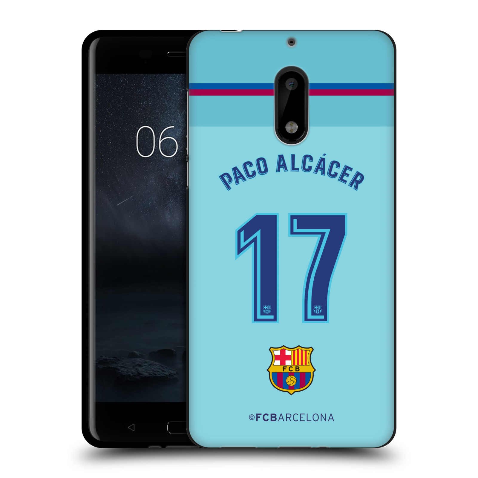 FC-BARCELONA-2017-18-AWAY-KIT-1-BLACK-SOFT-GEL-CASE-FOR-MICROSOFT-NOKIA-PHONES