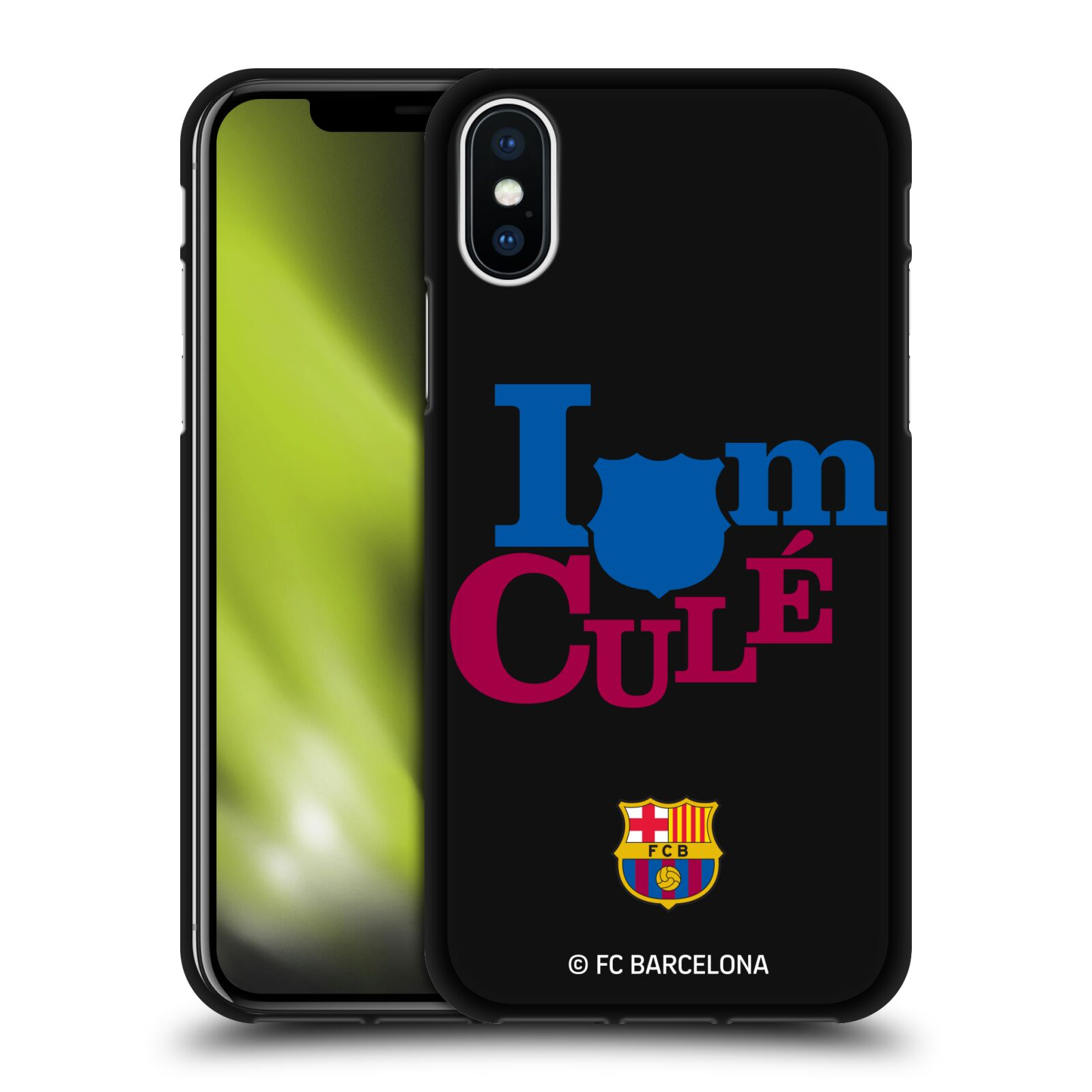 OFFICIAL-FC-BARCELONA-2017-18-CAMPIONS-BLACK-GEL-CASE-FOR-APPLE-iPHONE-PHONES