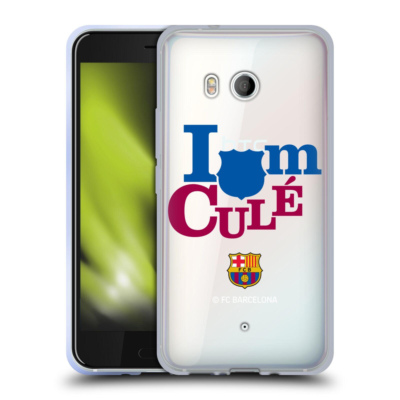 Oficial-FC-Barcelona-CAMPIONS-2017-18-caso-De-Gel-Suave-para-TELEFONOS-HTC-1