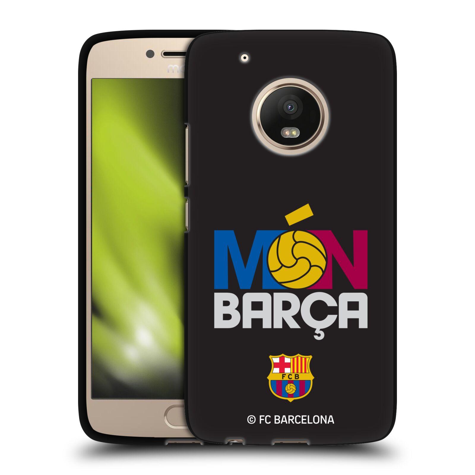 OFFICIAL-FC-BARCELONA-2017-18-CAMPIONS-BLACK-SOFT-GEL-CASE-FOR-MOTOROLA-PHONES