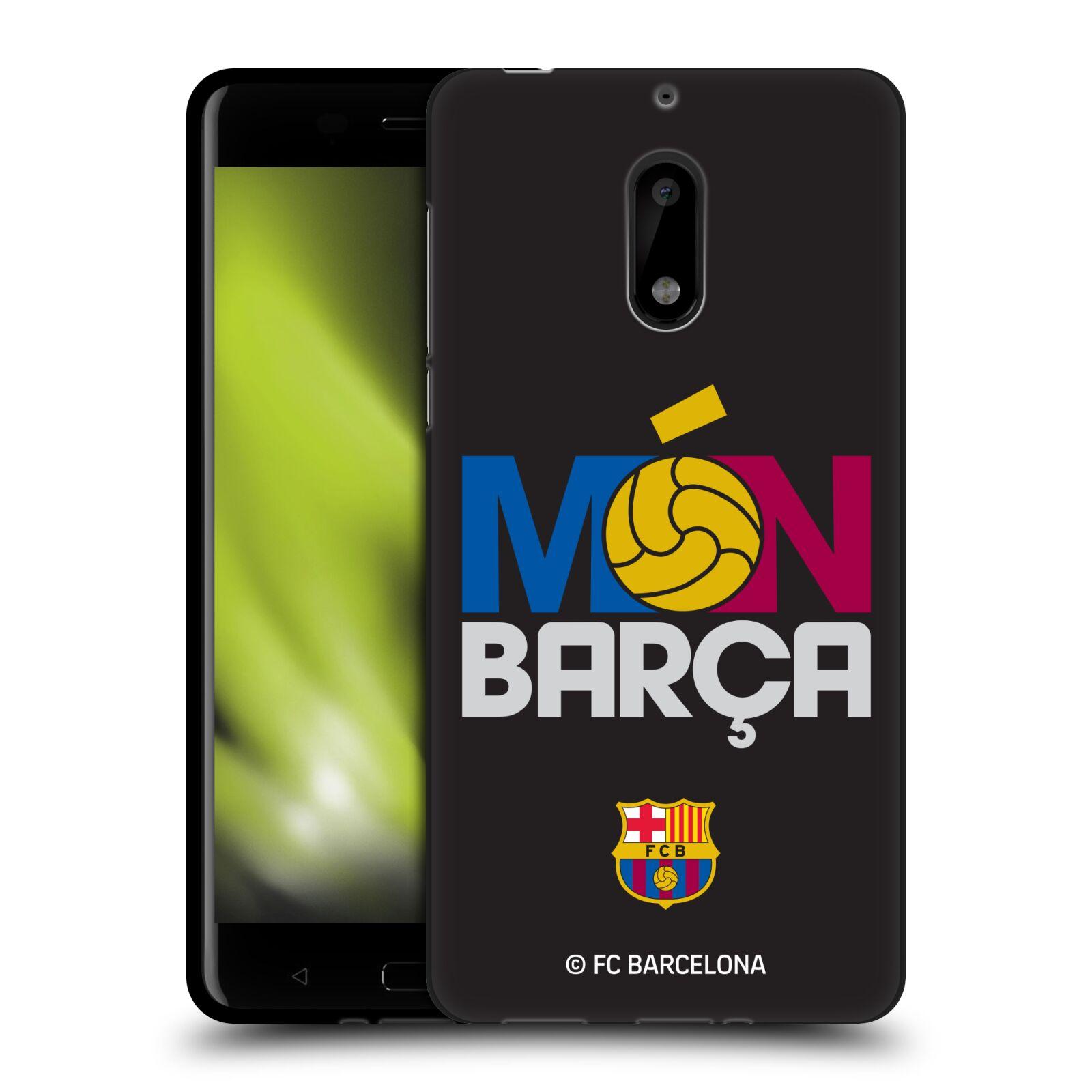 OFFICIAL-FC-BARCELONA-2017-18-CAMPIONS-BLACK-GEL-CASE-FOR-MICROSOFT-NOKIA-PHONES
