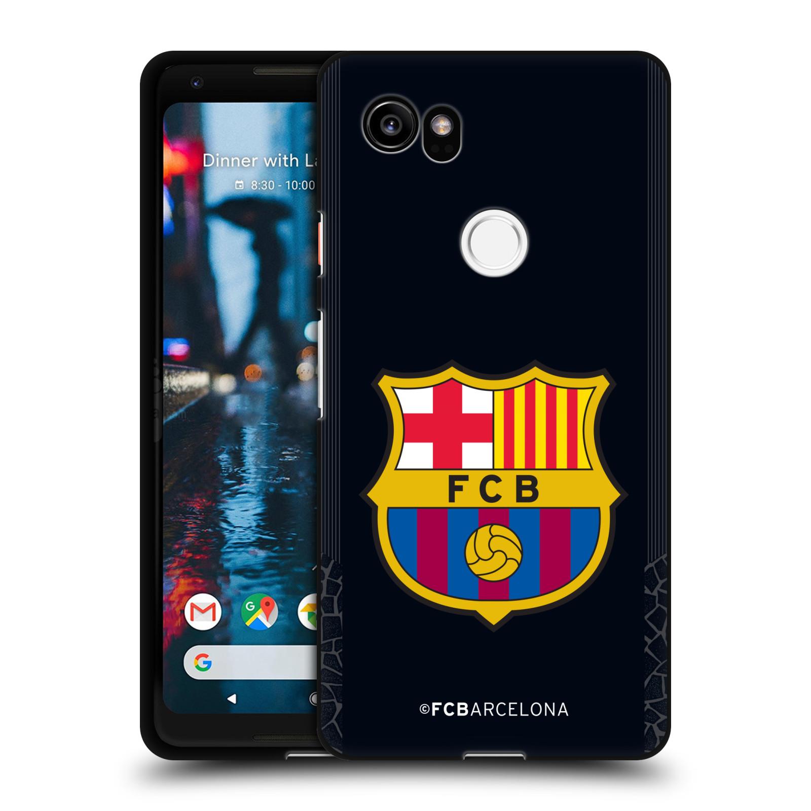 OFFICIAL-FC-BARCELONA-2017-18-CREST-KIT-BLACK-SOFT-GEL-CASE-FOR-GOOGLE-PHONES