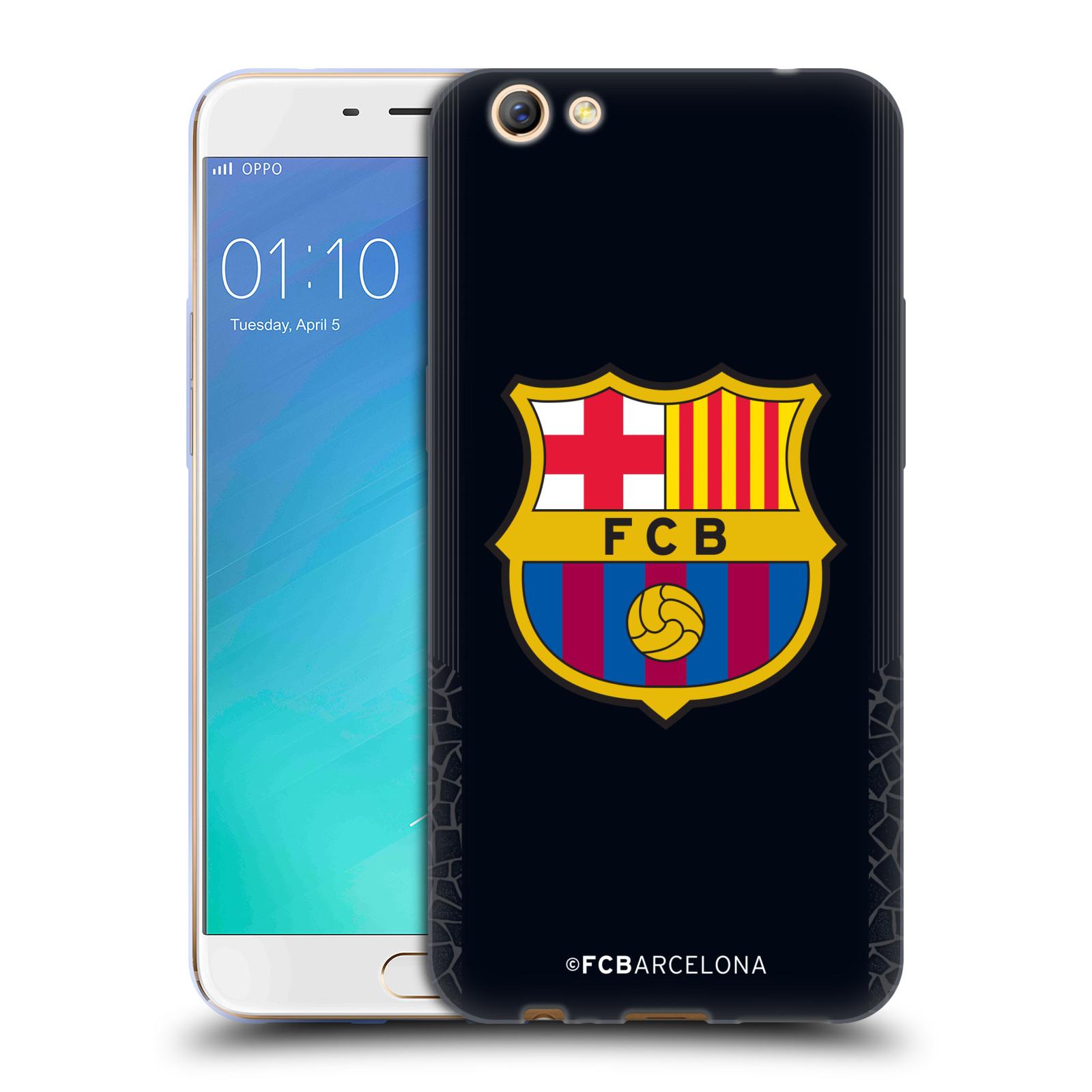 Oficial-FC-Barcelona-2017-18-Crest-Kit-Gel-Suave-Estuche-Para-Telefonos-OPPO