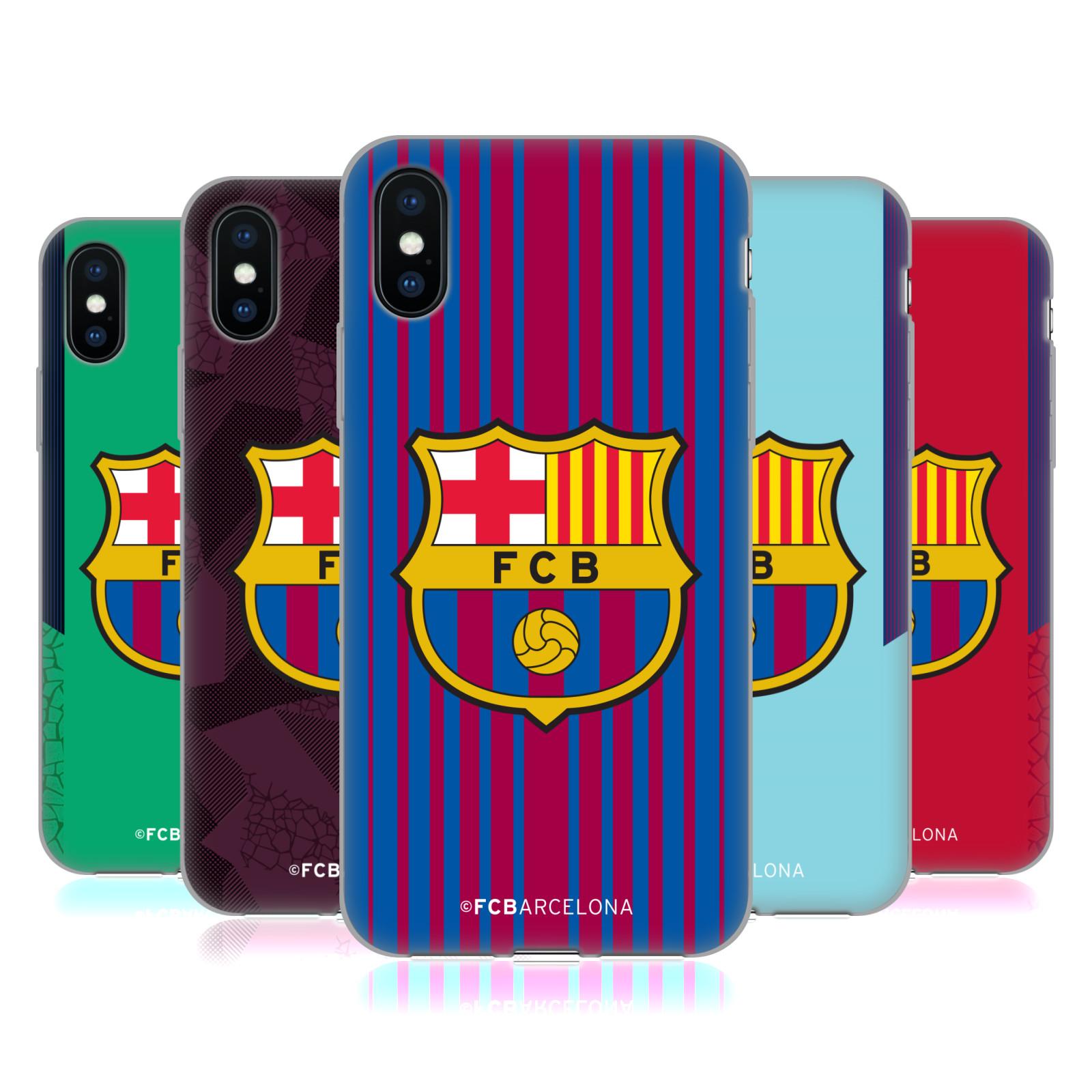 FC Barcelona 2017/18 Crest Kit