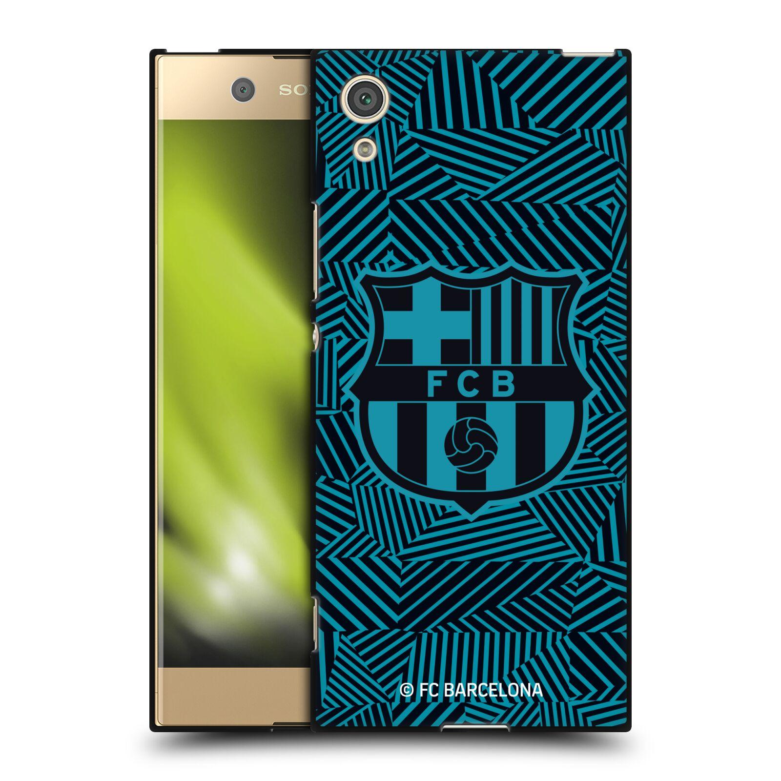 OFFICIAL-FC-BARCELONA-2017-18-CREST-BLACK-SOFT-GEL-CASE-FOR-SONY-PHONES