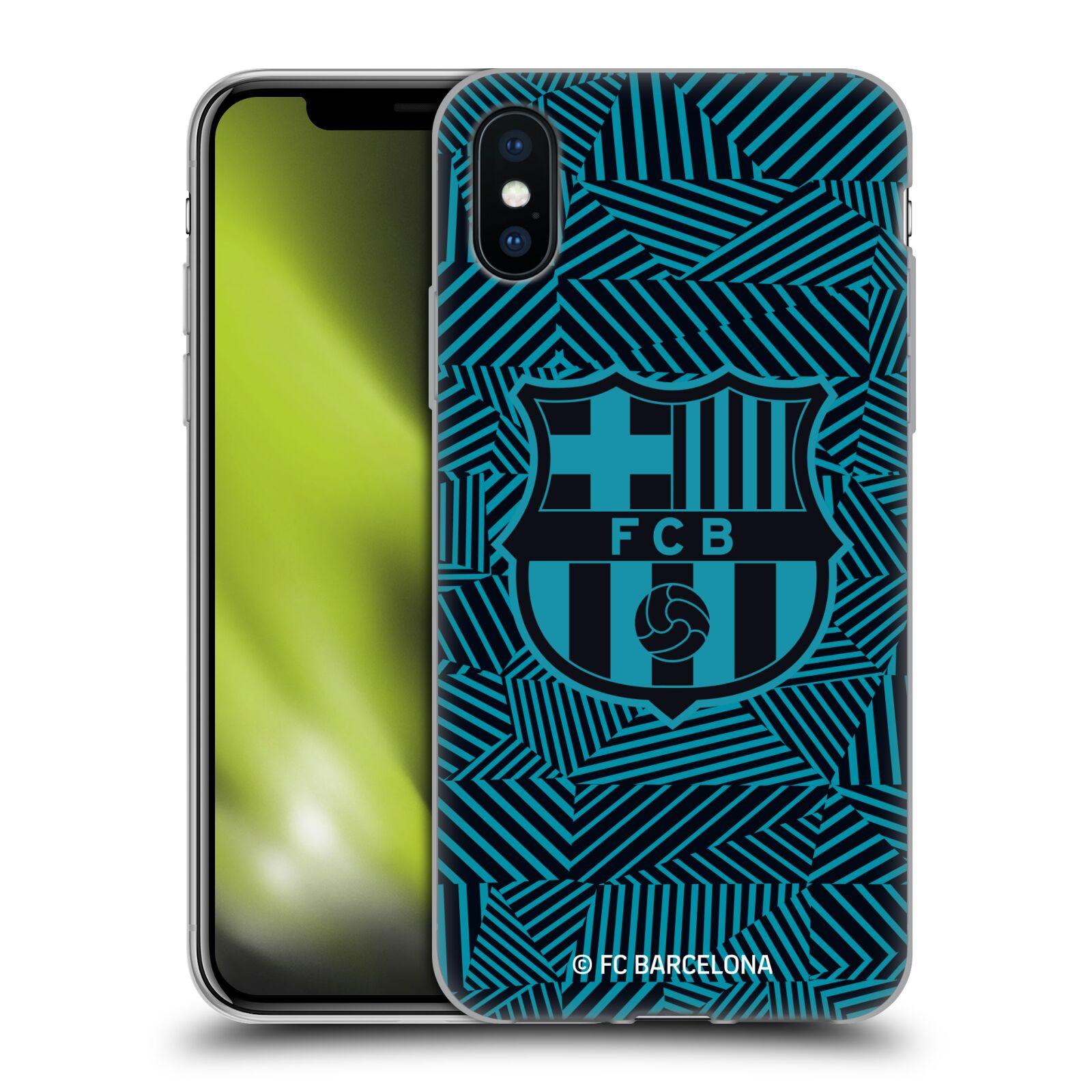 Oficial-FC-Barcelona-2017-18-Crest-suave-Gel-caso-para-Apple-Iphone-Telefonos