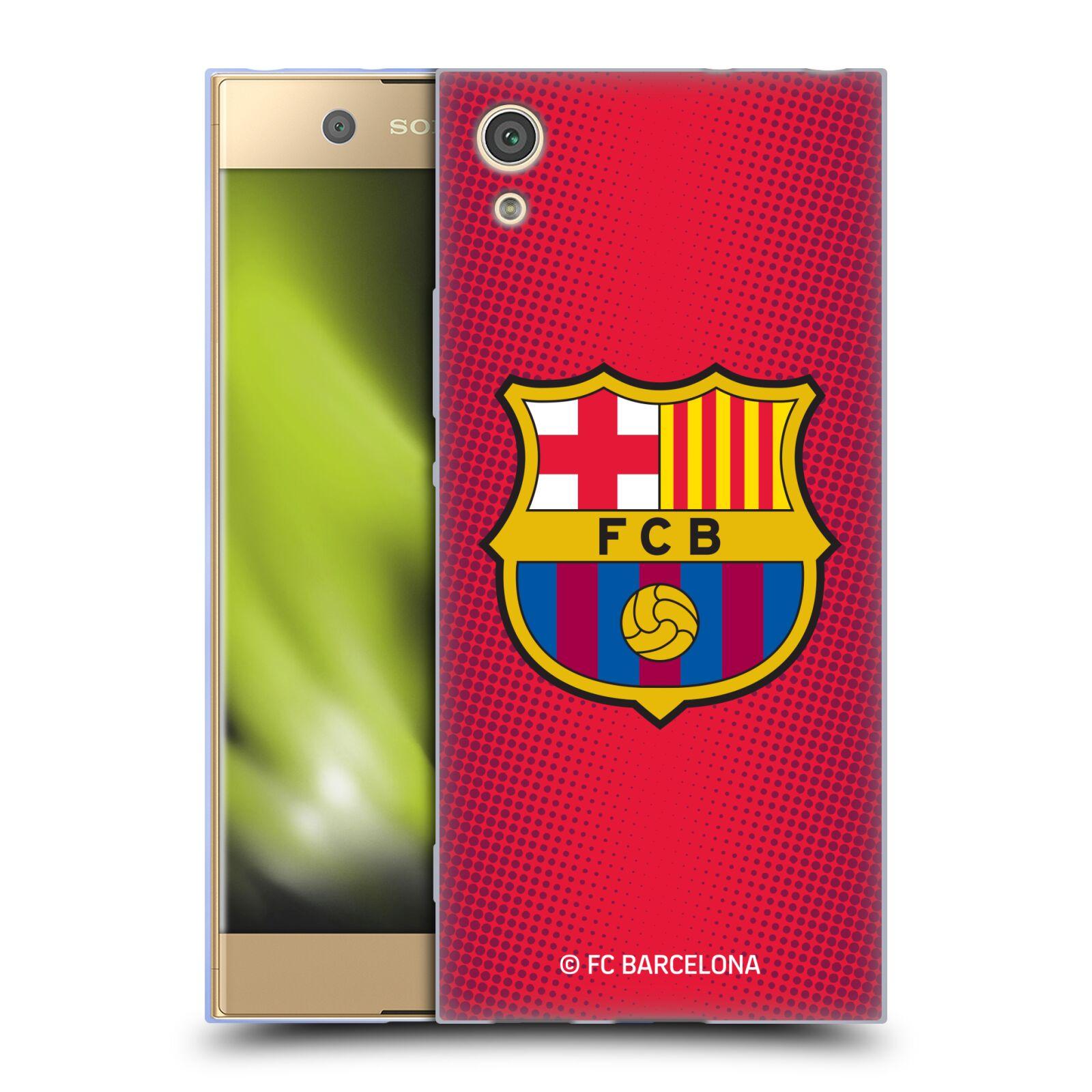 Oficial-FC-Barcelona-2017-18-Crest-Gel-Suave-Estuche-Para-Sony-Telefonos-1
