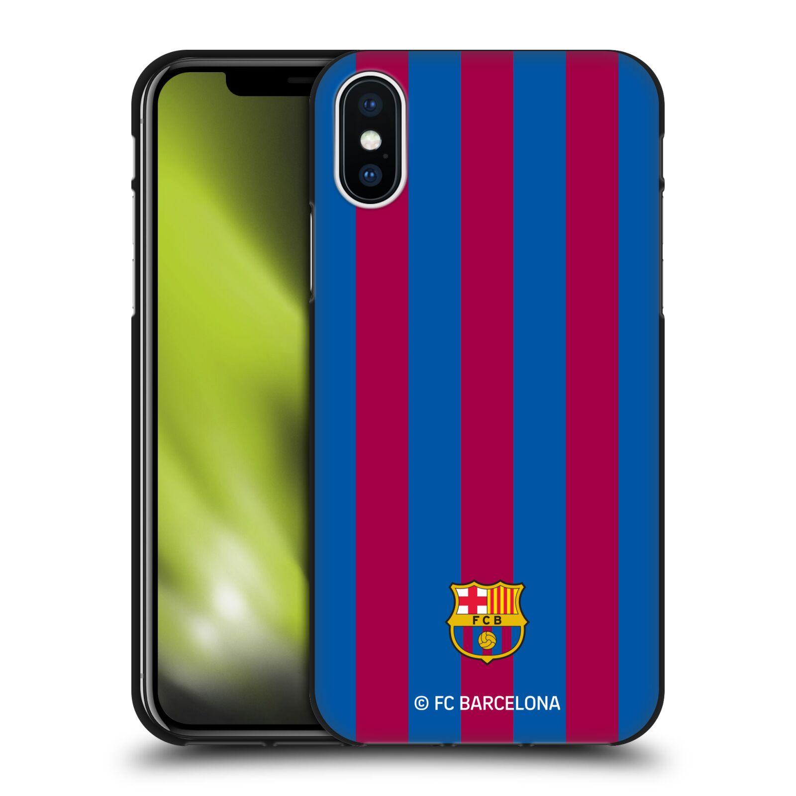 OFFICIAL-FC-BARCELONA-2017-18-CREST-BLACK-SOFT-GEL-CASE-FOR-APPLE-iPHONE-PHONES