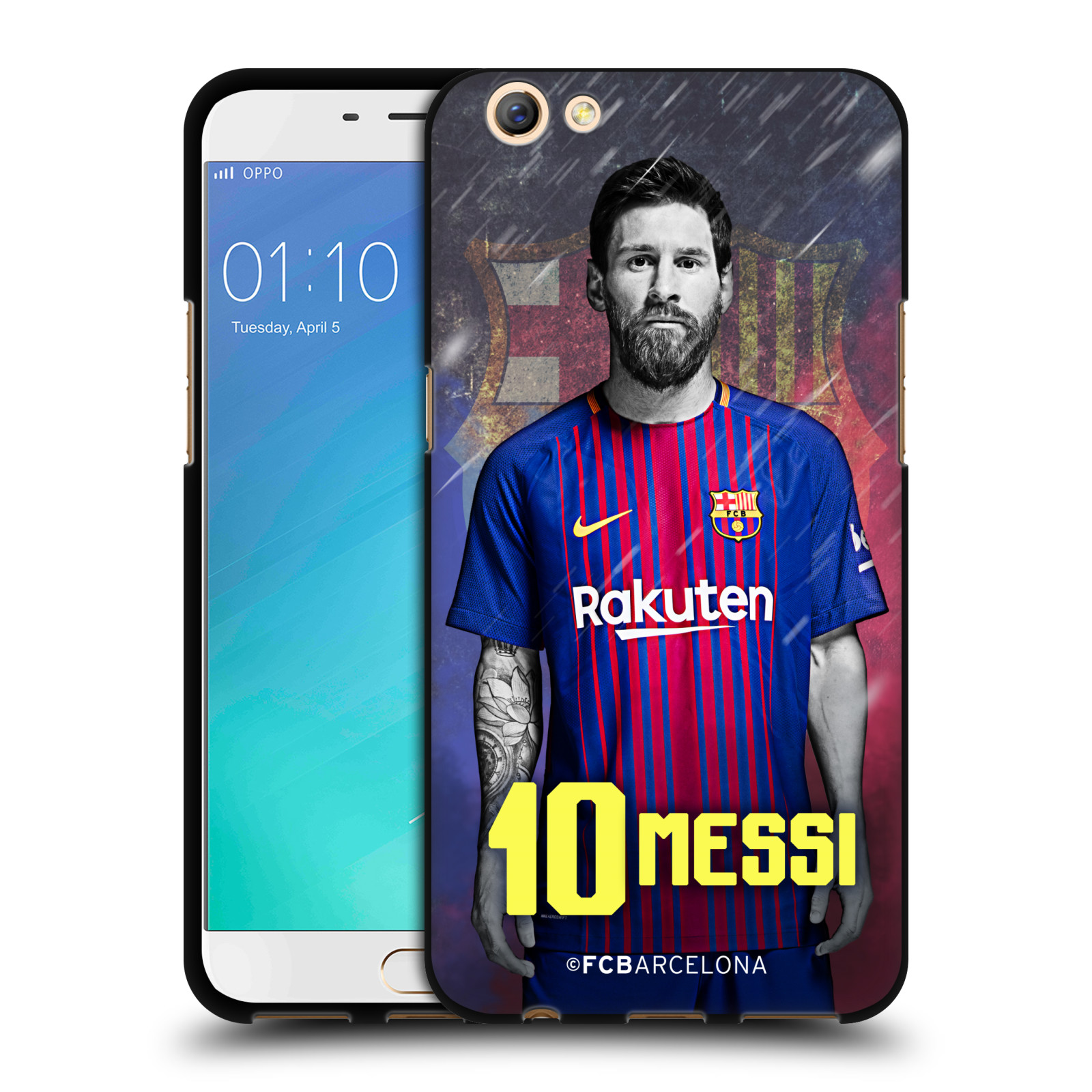 OFFICIAL-FC-BARCELONA-2017-18-FIRST-TEAM-GROUP-1-BLACK-GEL-CASE-FOR-OPPO-PHONES
