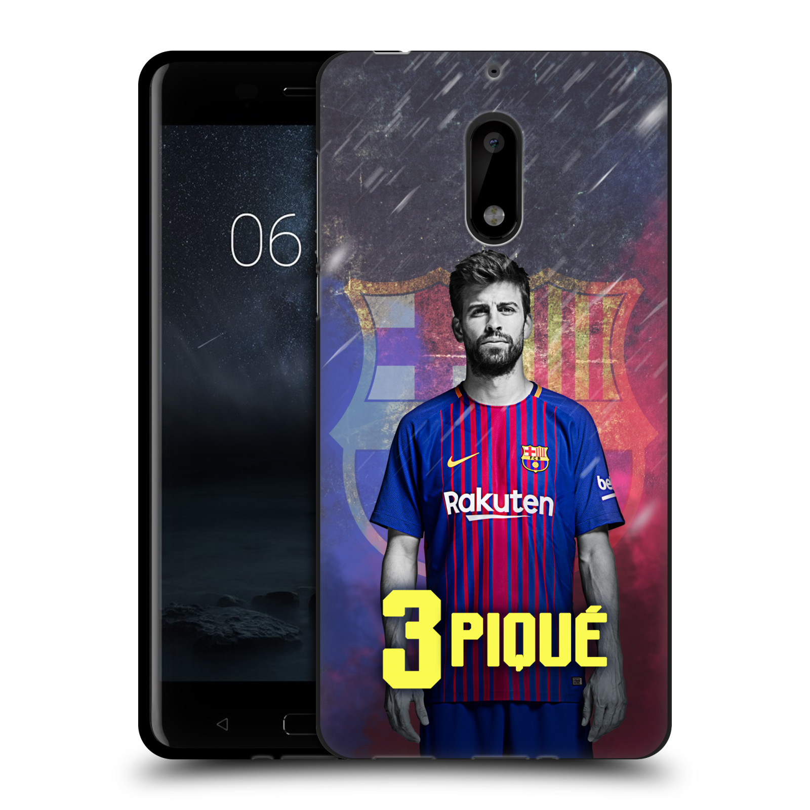 FC-BARCELONA-2017-18-FIRST-TEAM-1-BLACK-SOFT-GEL-CASE-FOR-MICROSOFT-NOKIA-PHONES