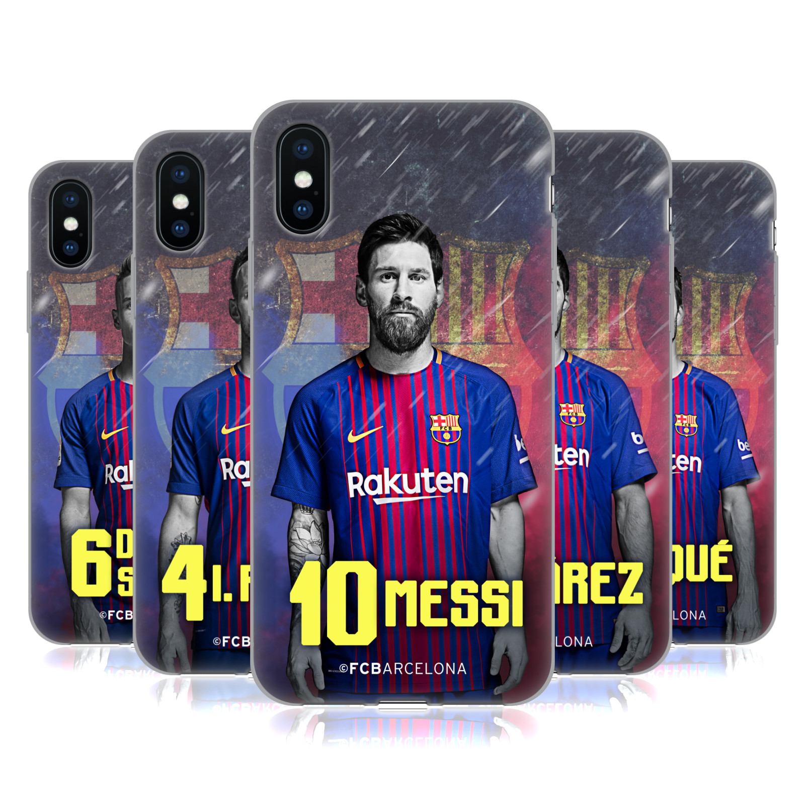 FC Barcelona 2017/18 First Team Group 1